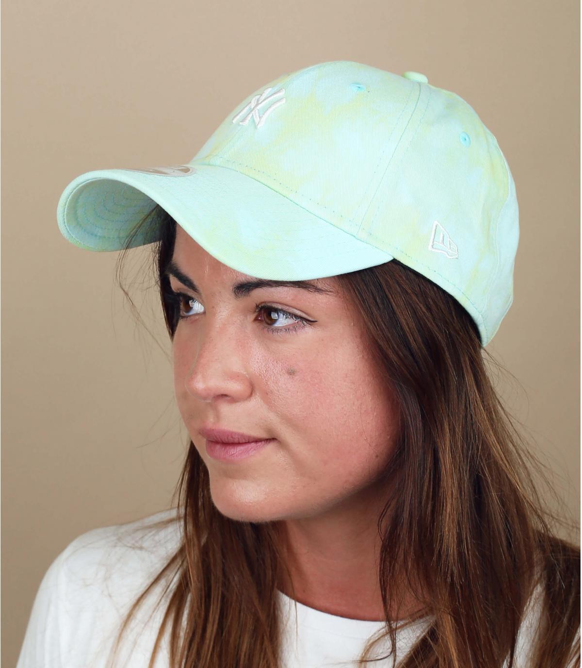 cappellino tie dye New Era