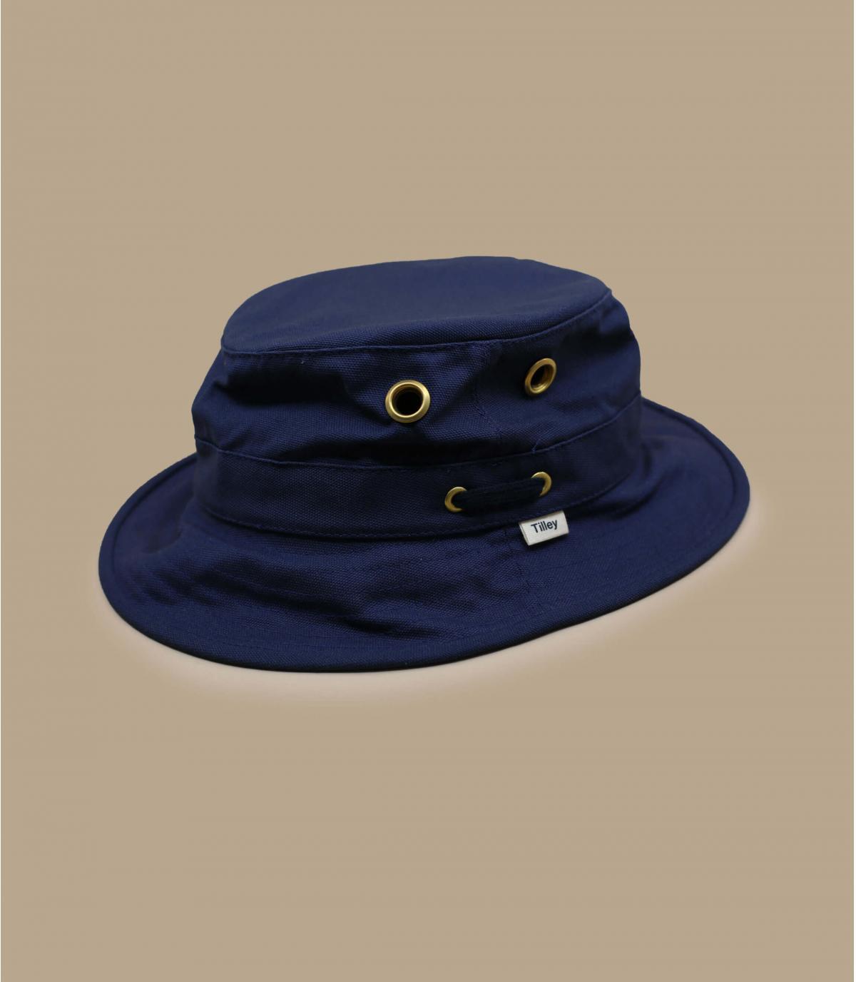 bob TilleyT1 blu marino