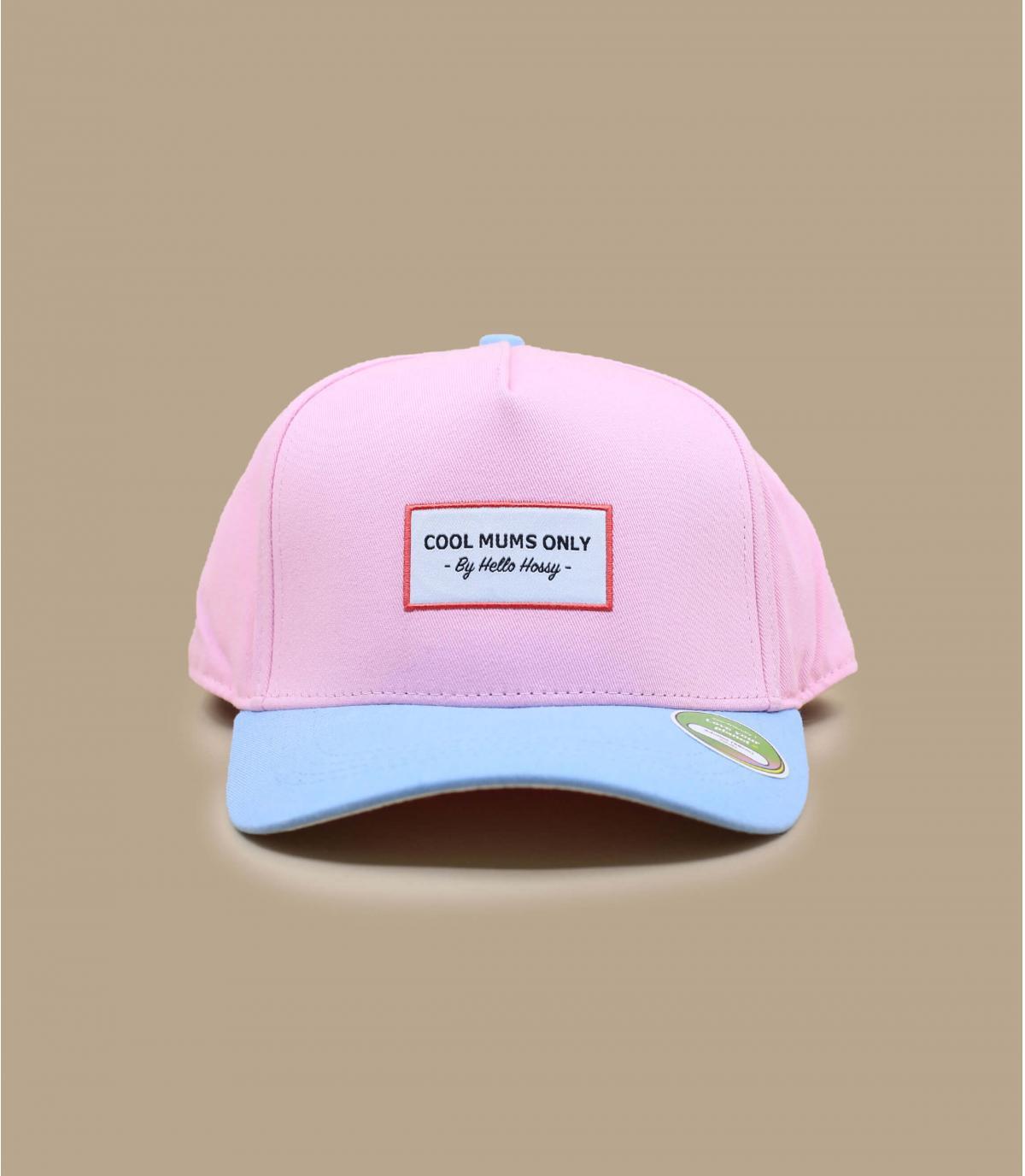 cappellino adulto rosa Hello Hossy