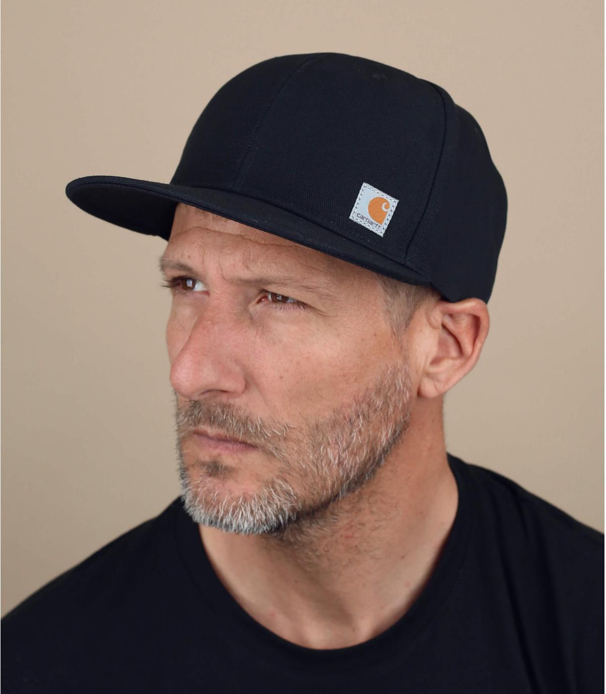 cappellino Carhartt nero