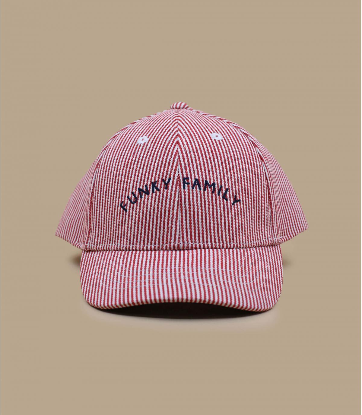 cappellino adulto Funky Family