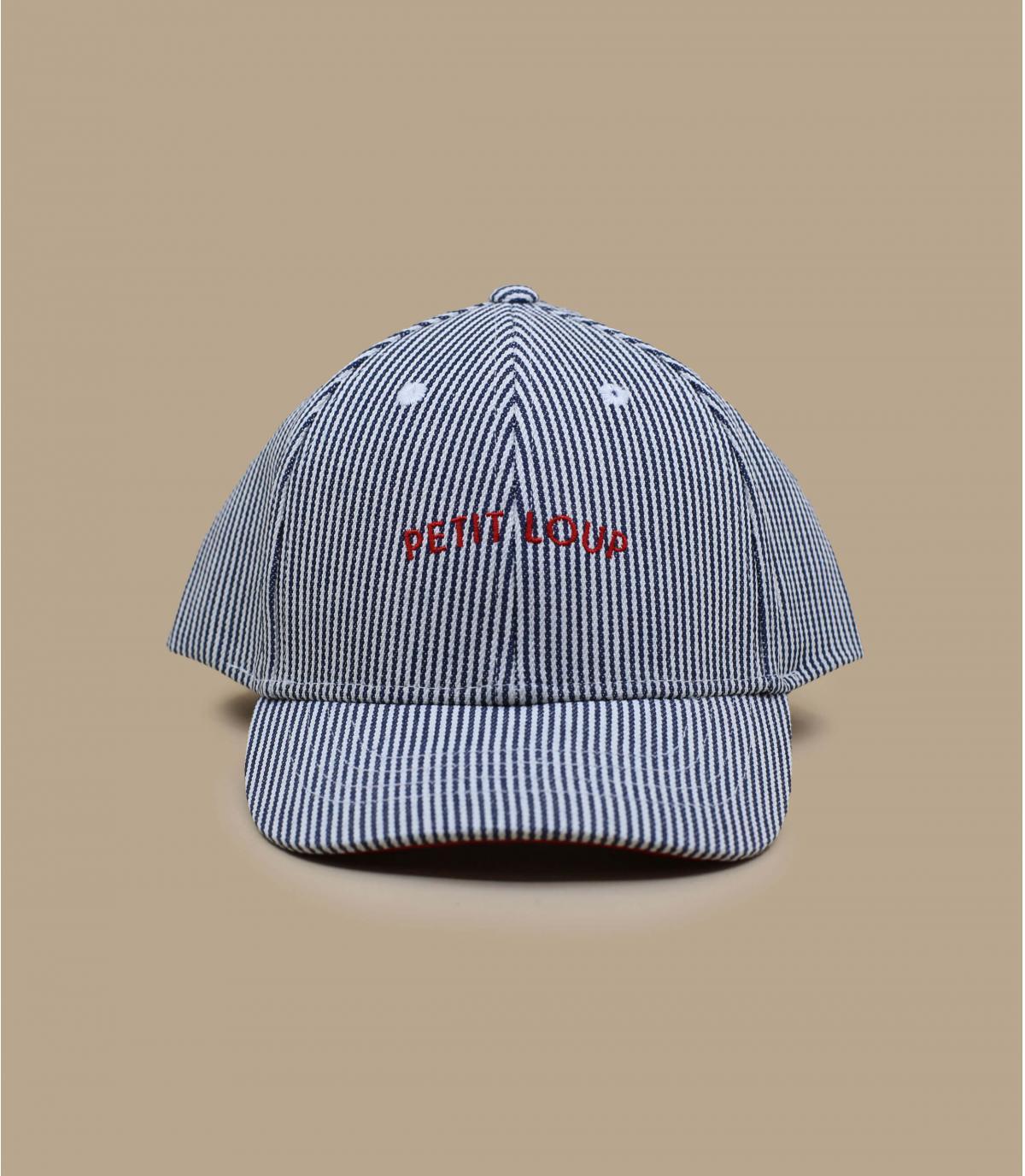 cappellino Petit Loup bambino