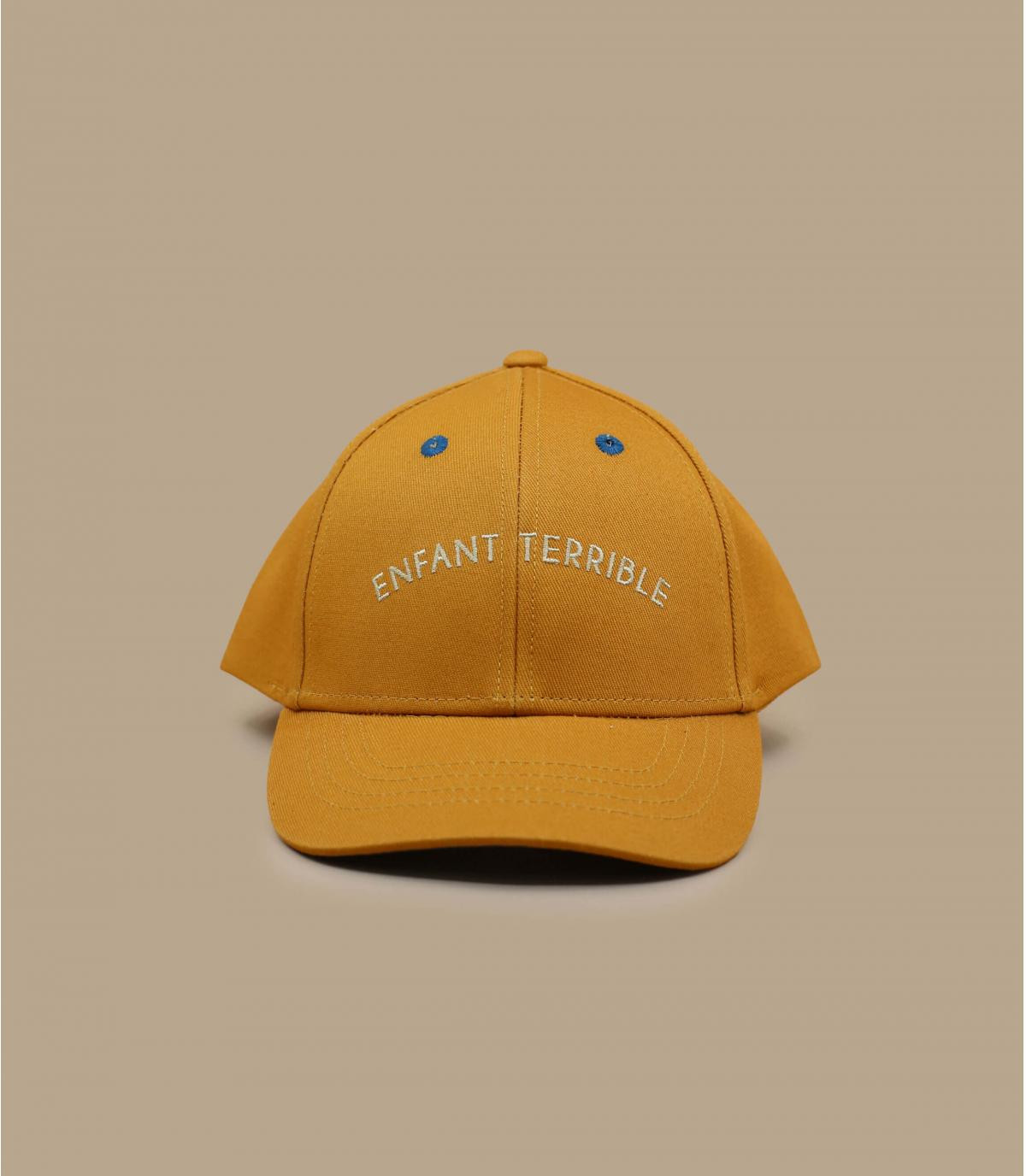 cappellino Enfant Terrible giallo
