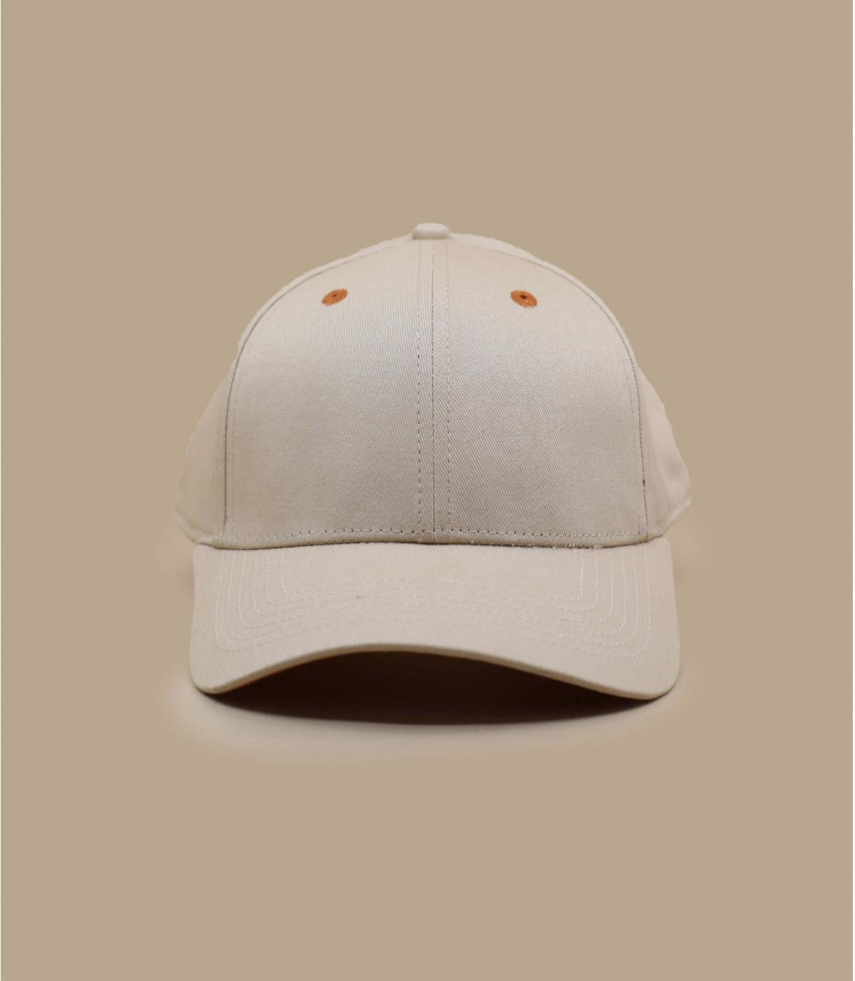 cappellino Malotru beige adulto