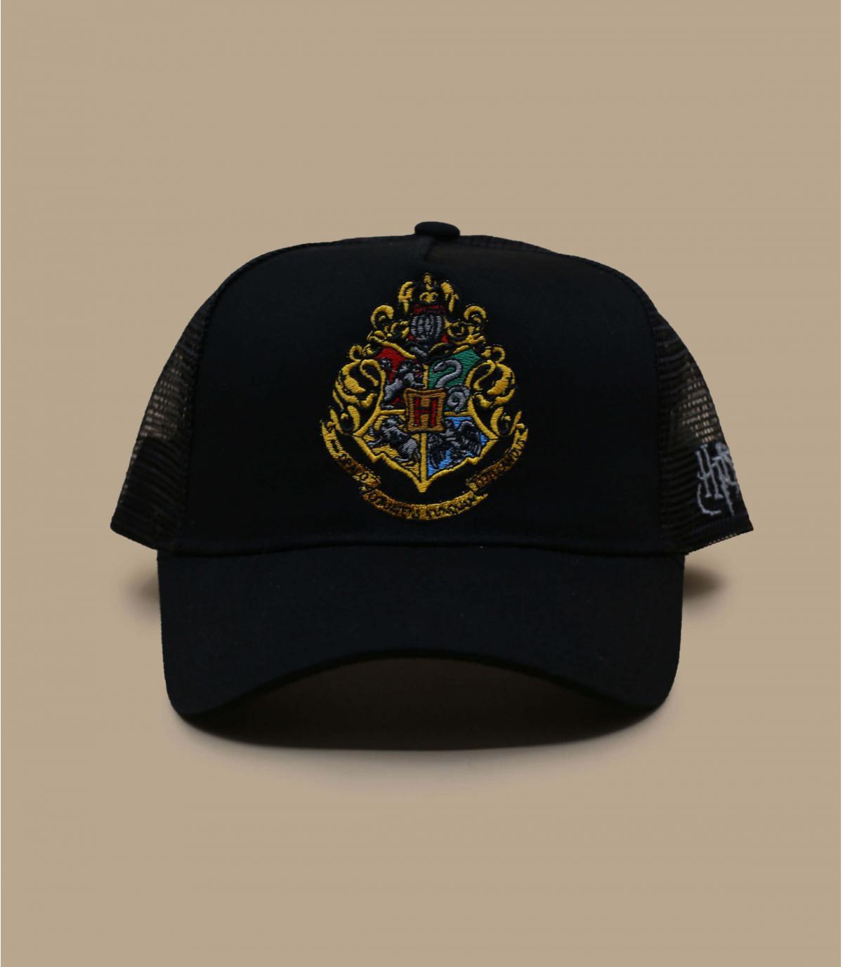 trucker Harry Potter nero