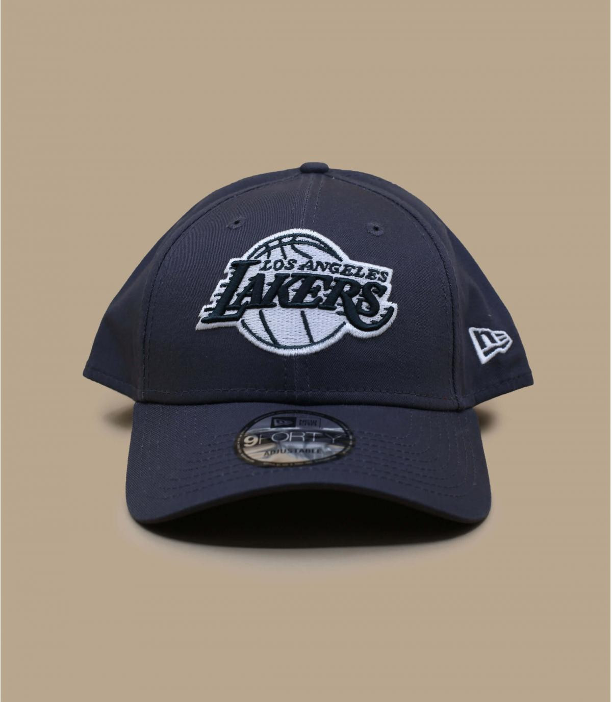 cappellino Lakers grigio