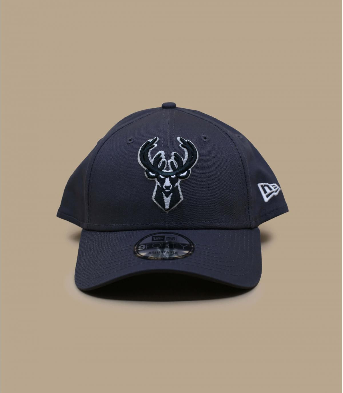 cappellino Bucks grigio