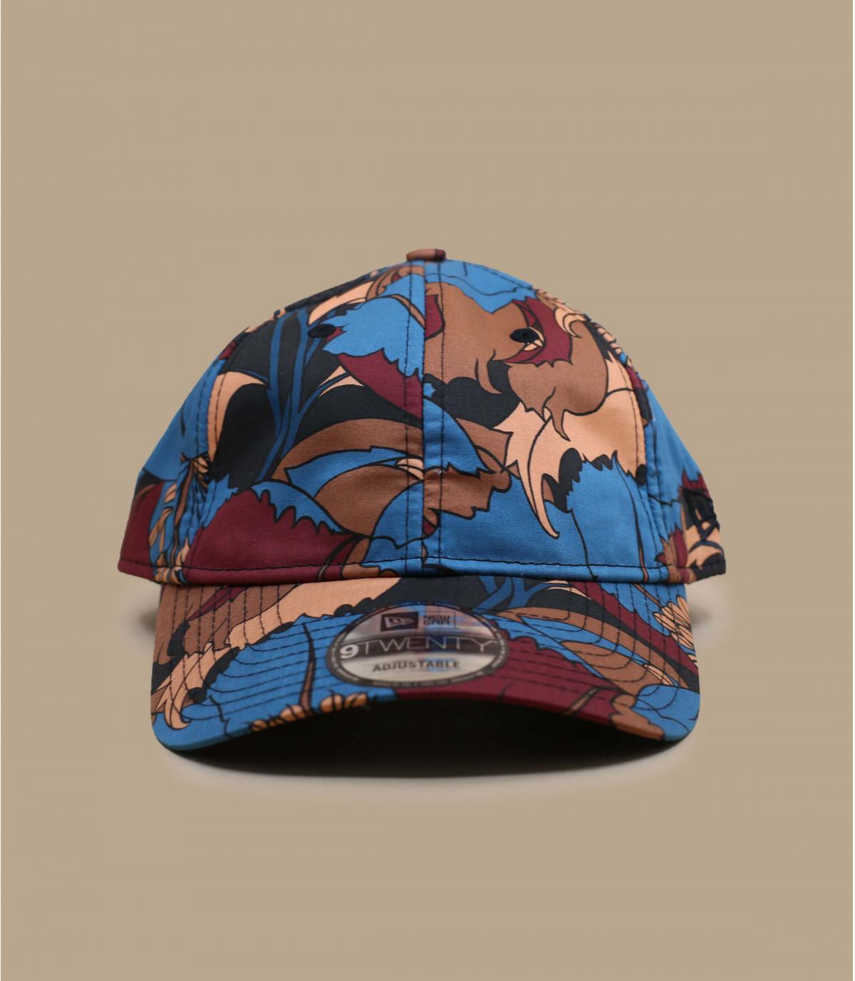 cappellino fiori New Era