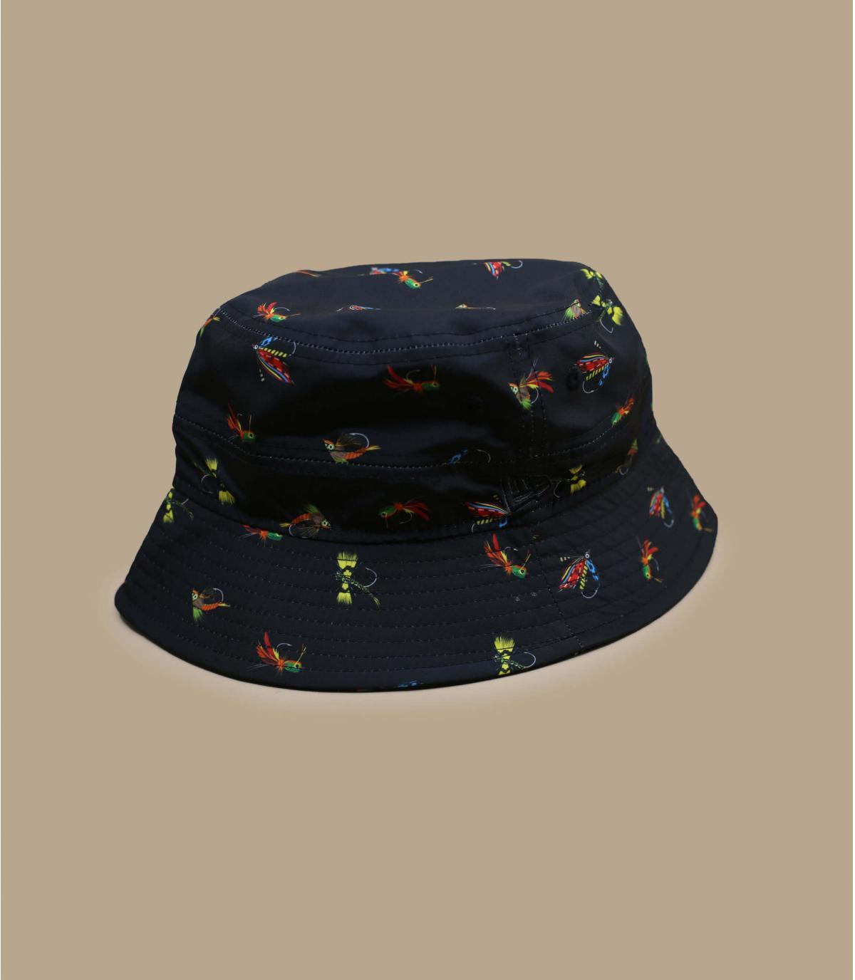 cappello da pescatore pesca New Era