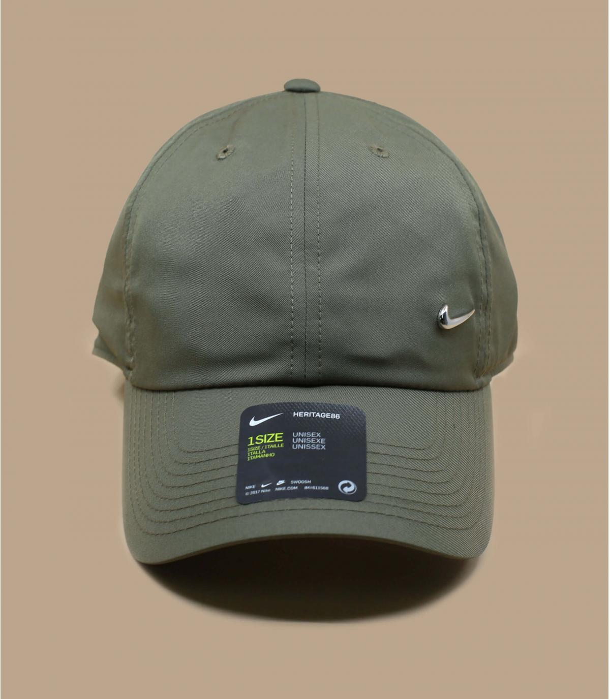 Cappellino Nike verde