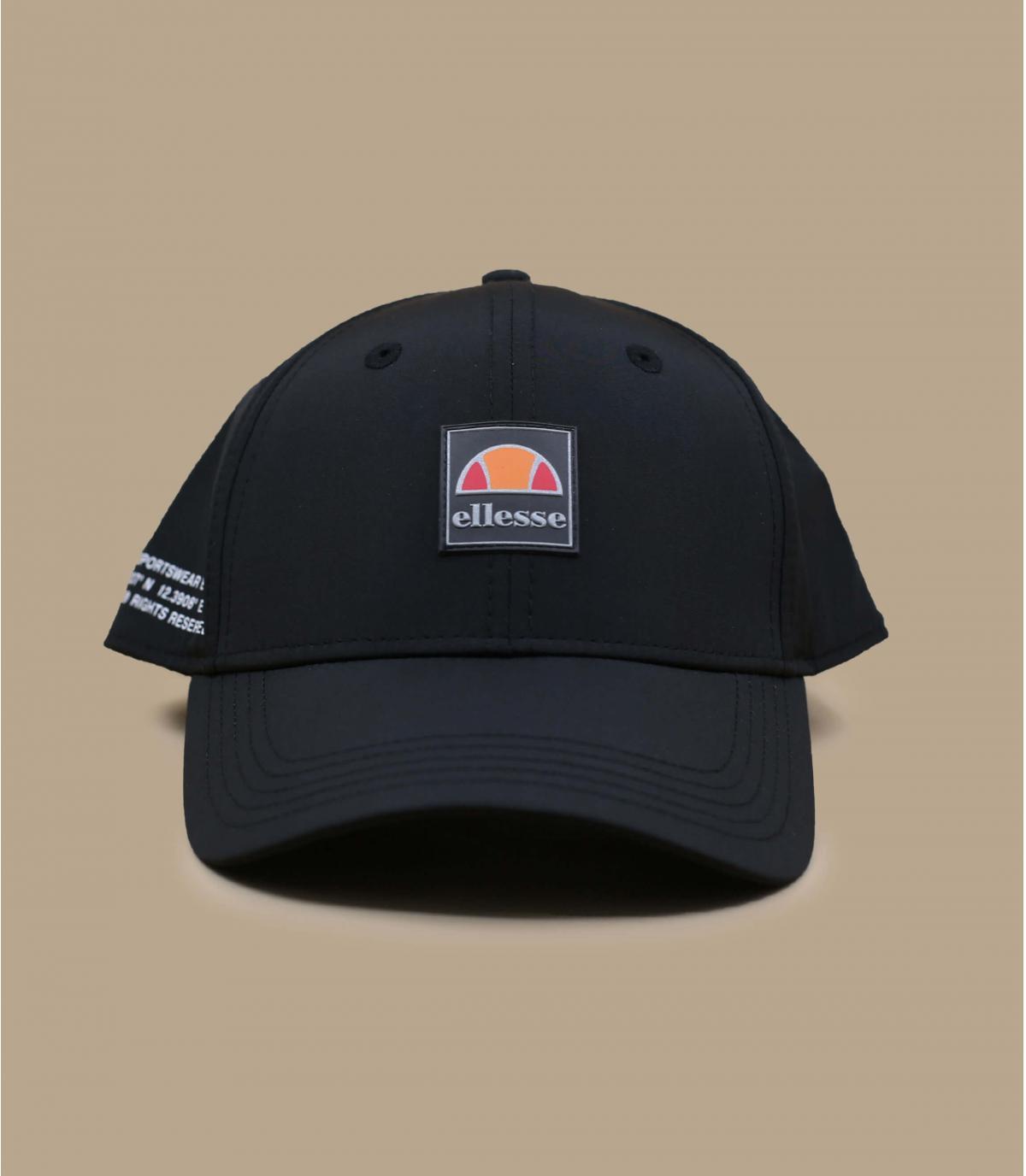 cappellino Ellesse nero