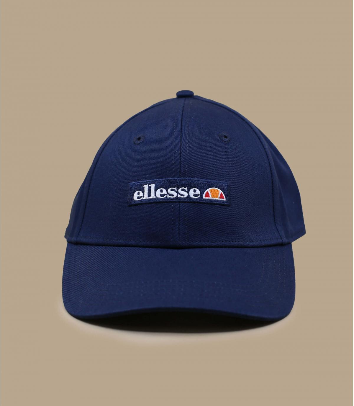 cappellino Ellesse blu navy