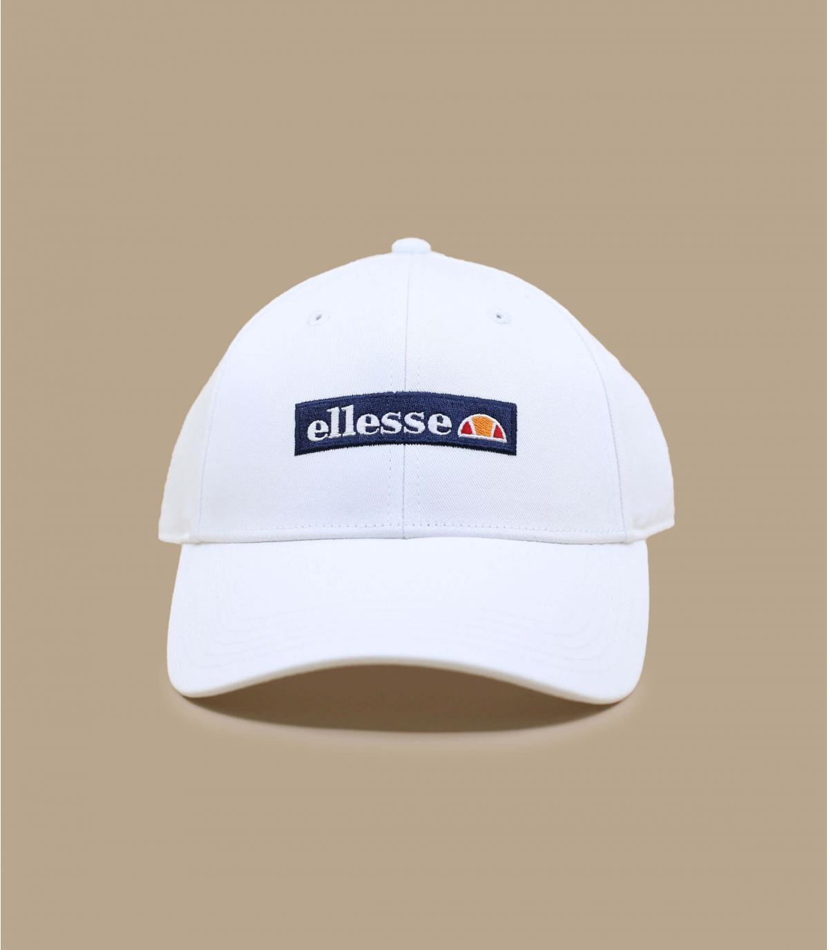 cappellino Ellesse bianco