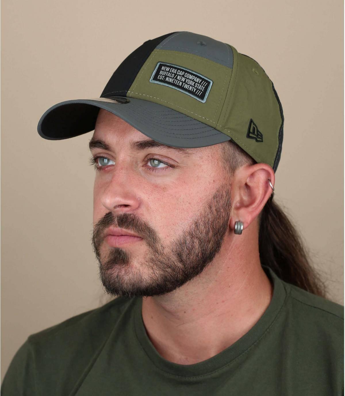 cappellino New Era bicolore