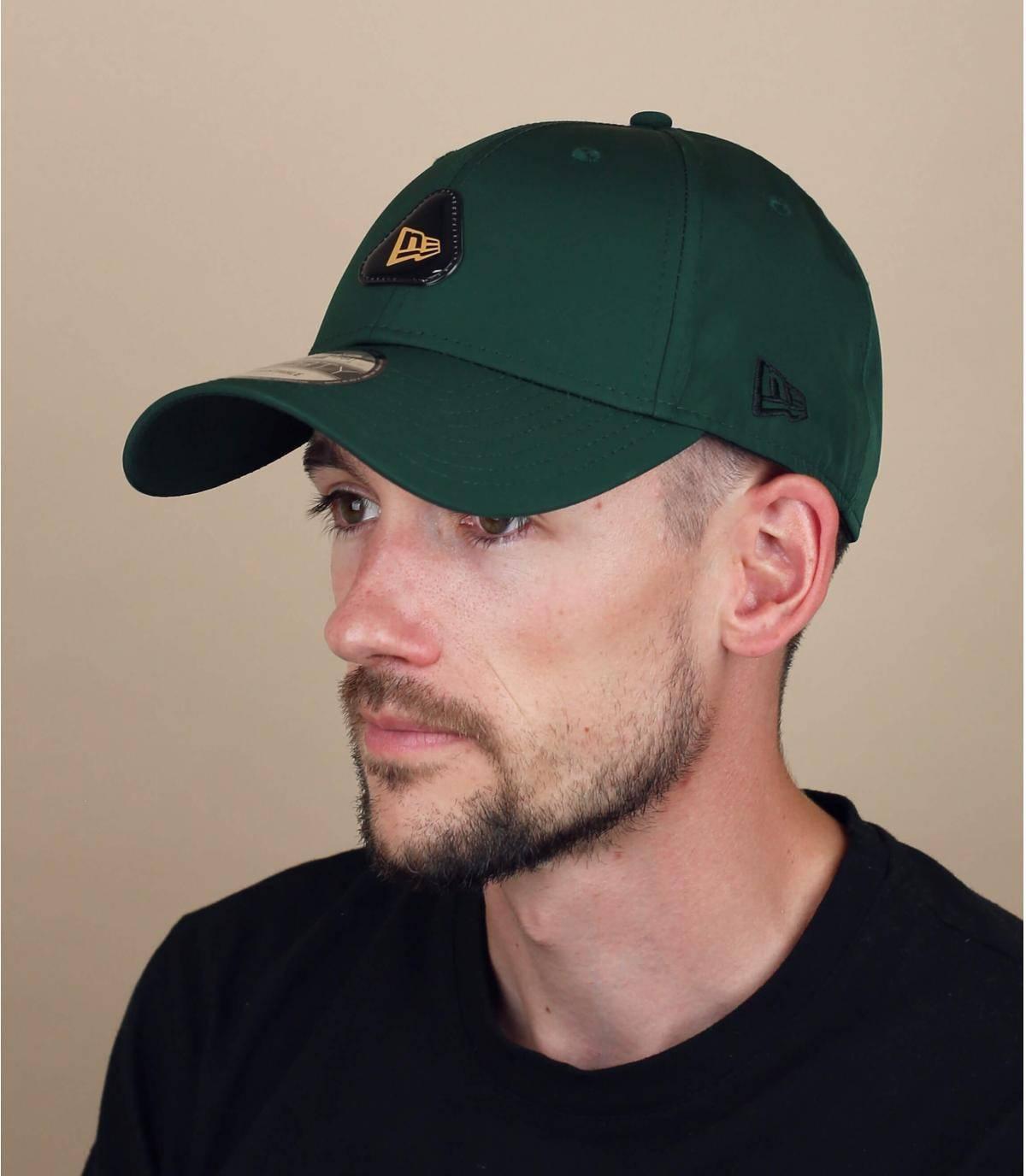 cappellino New Era verde