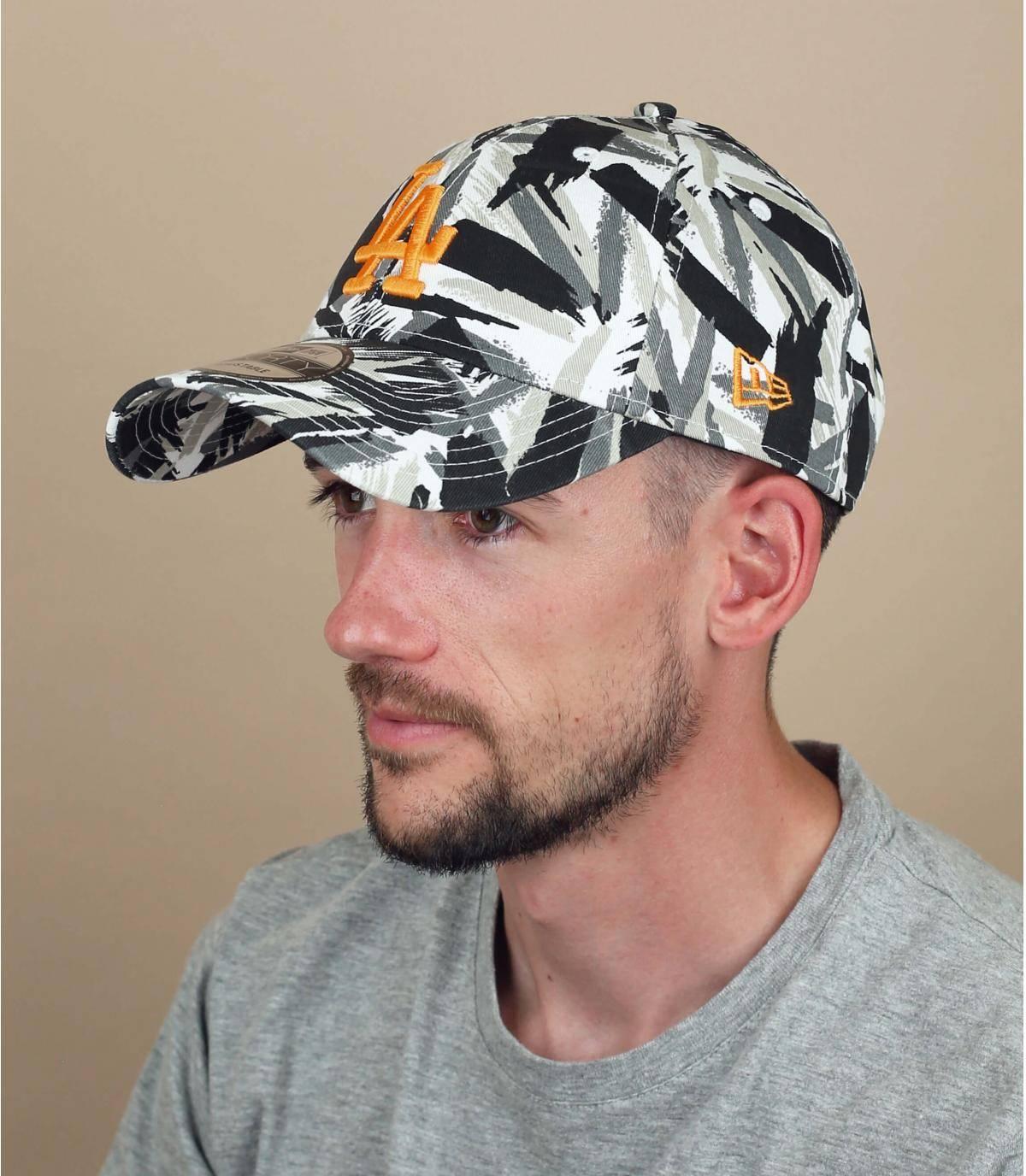 cappellino LA stampato
