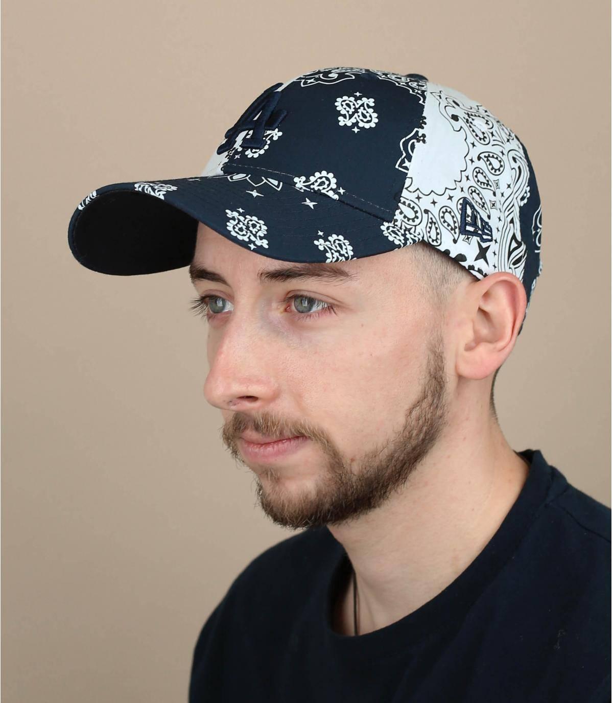 cappellino LA bandana