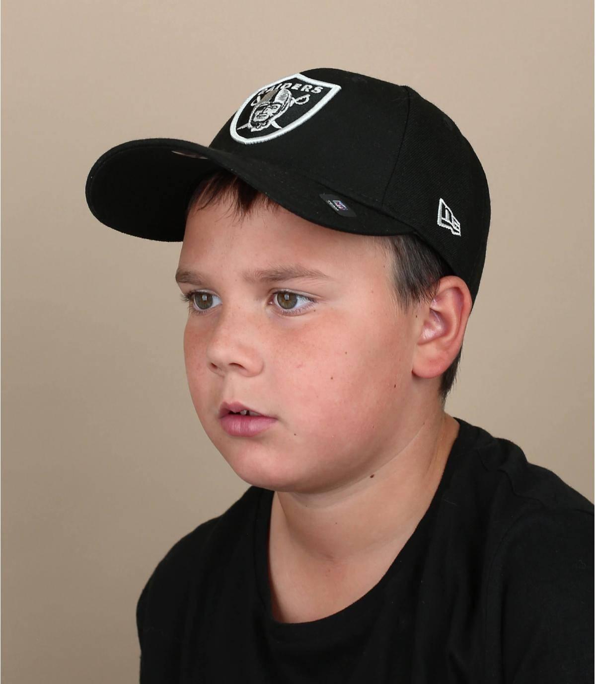cappellino Raiders bambino