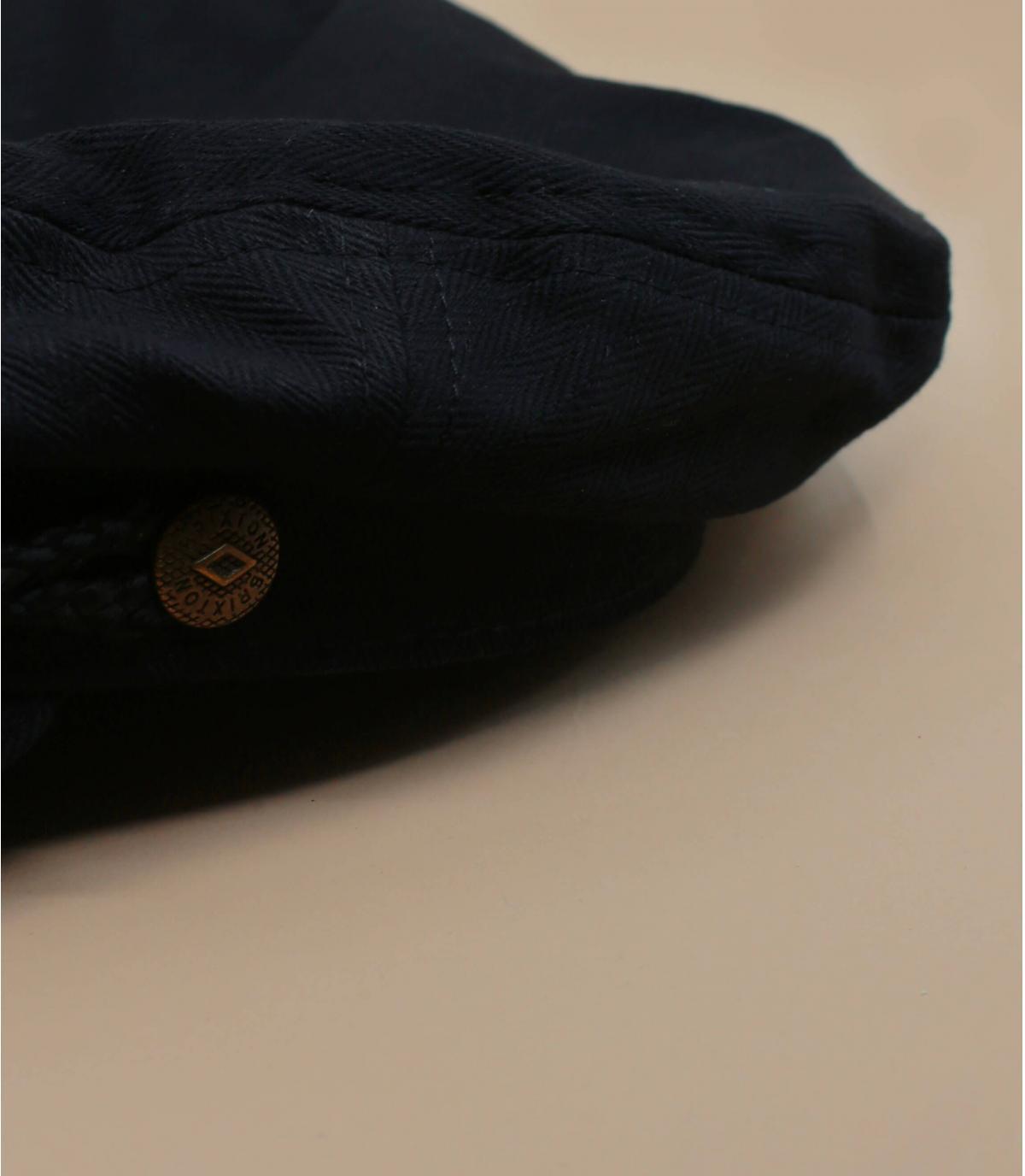 Dettagli Fiddler black herringbone - image 3