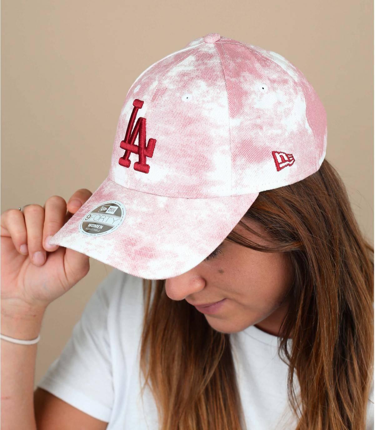 cappellino LA donna