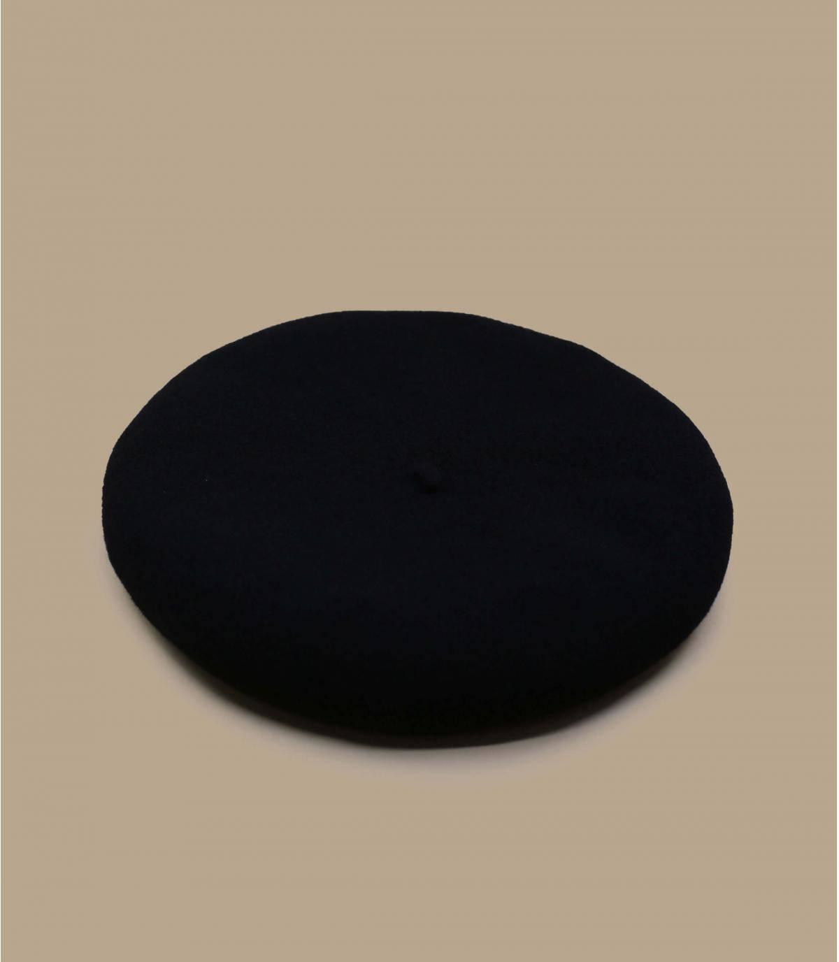 berretto lana nero