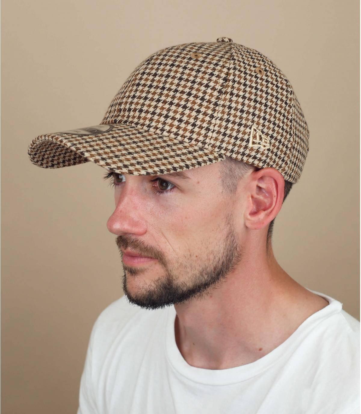 cappellino New Era quadri
