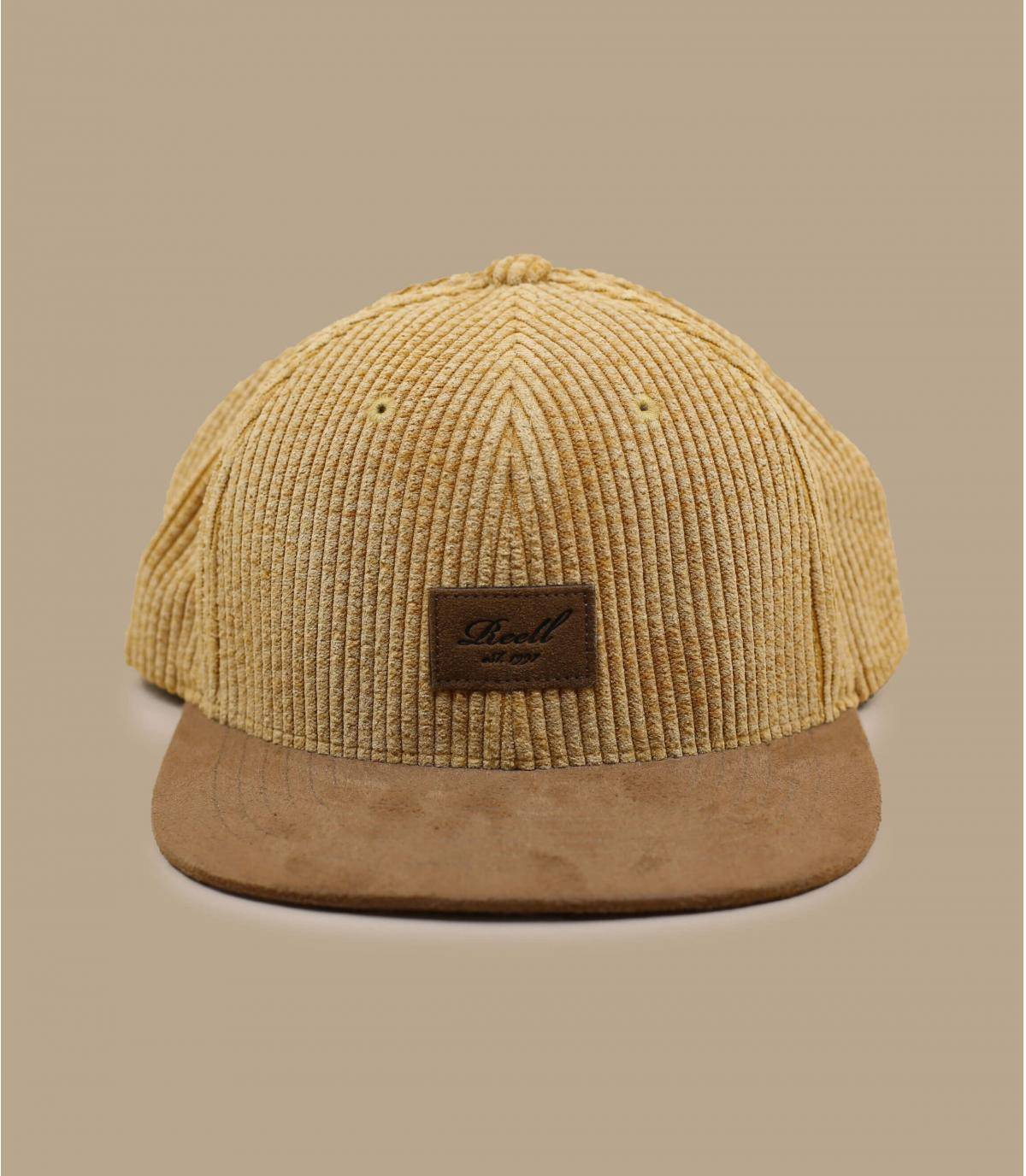 Dettagli Suede Cap Cord beige - image 2