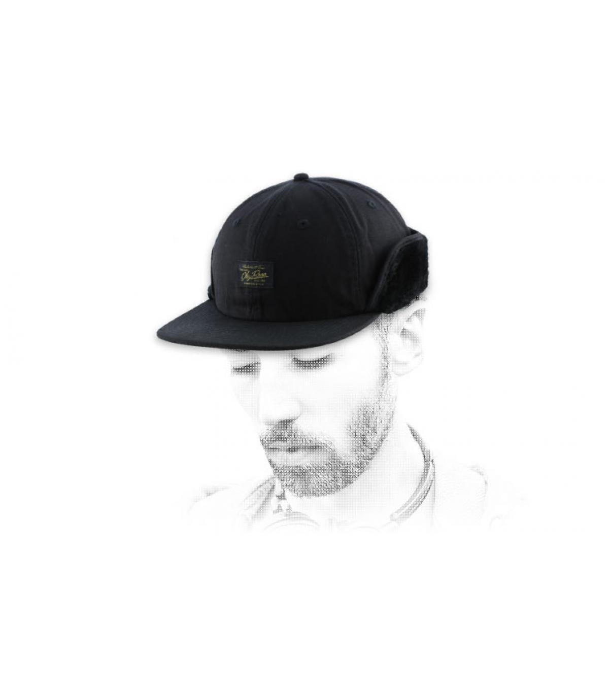 Essex ear flat black