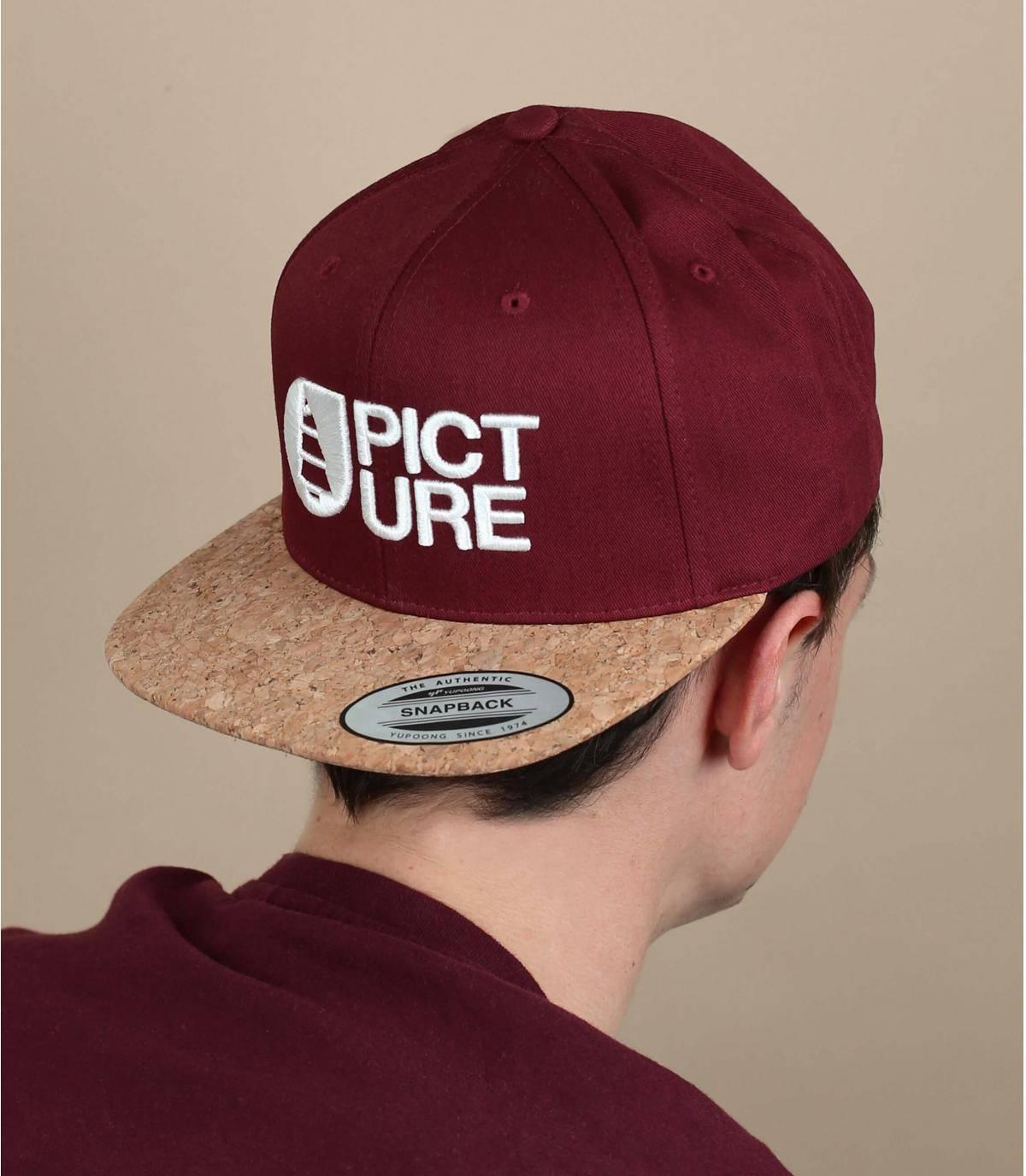 cappellino Picture bordeaux