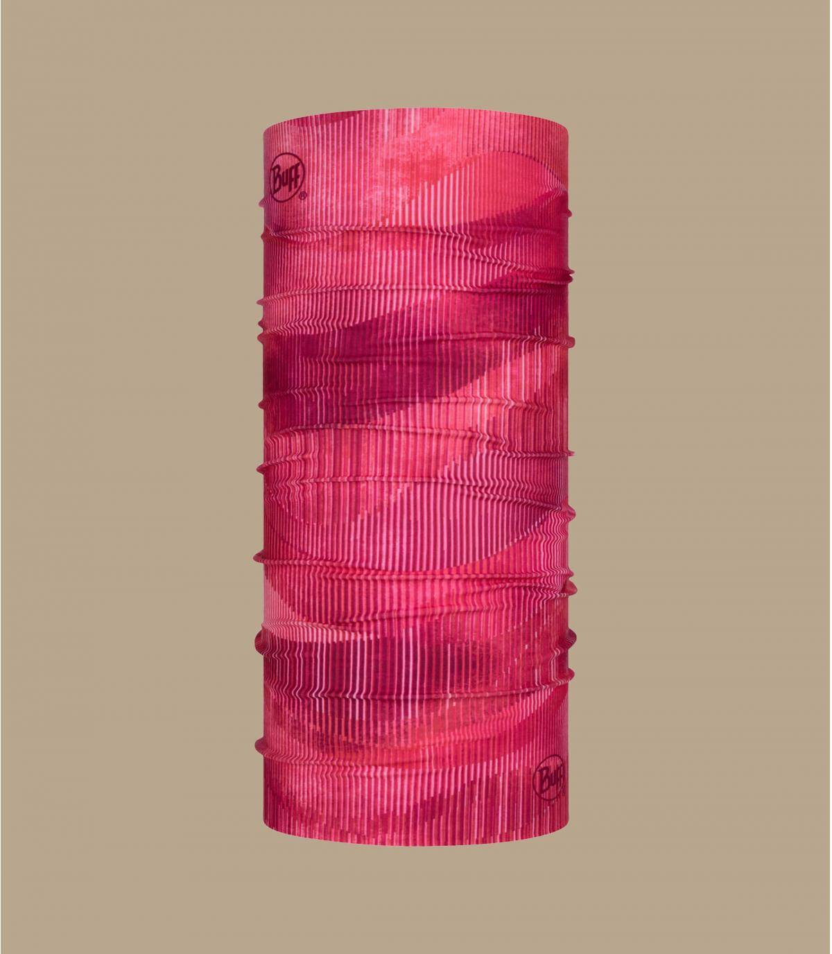 Girocollo rosa
