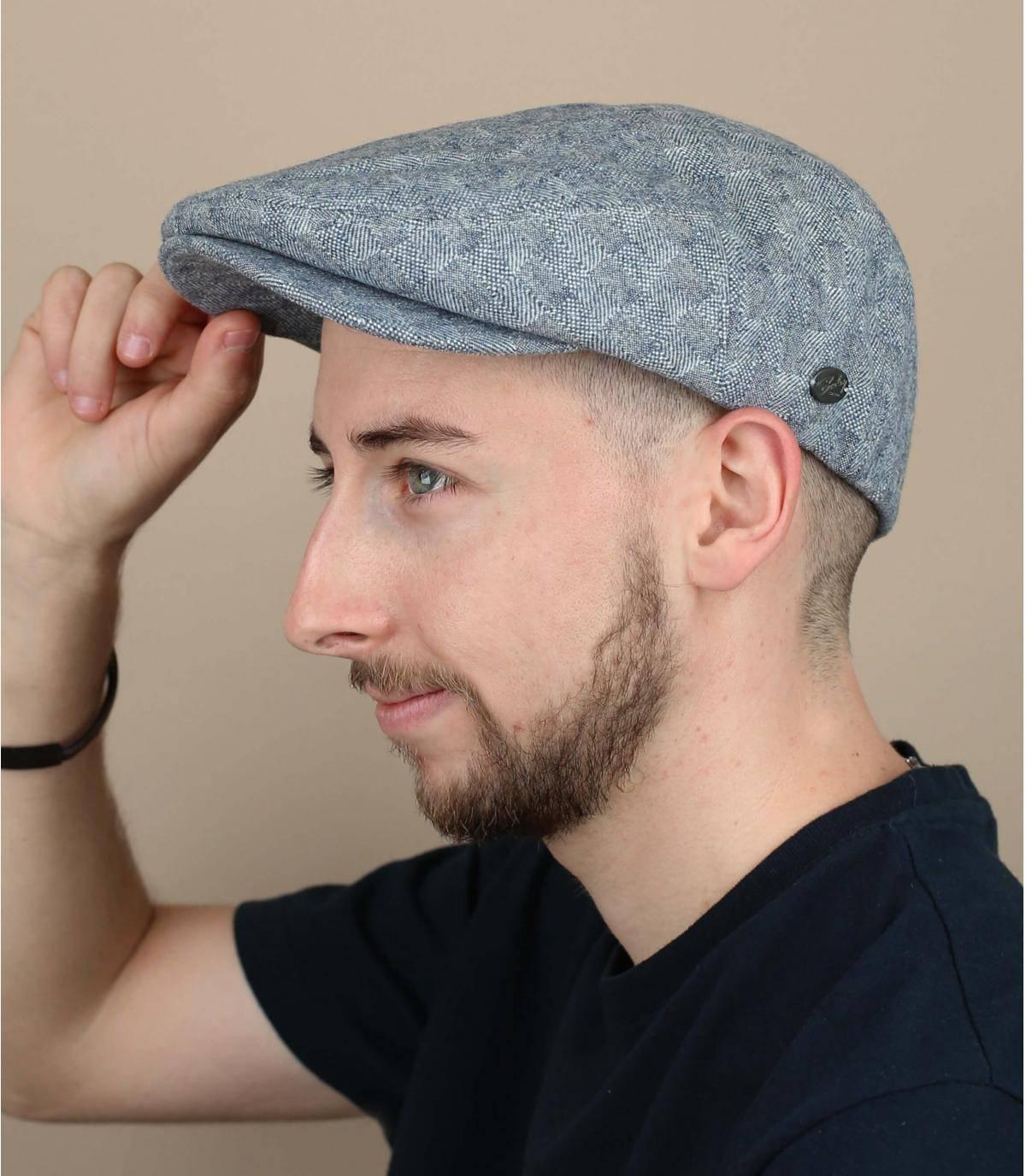 berretto blu navy