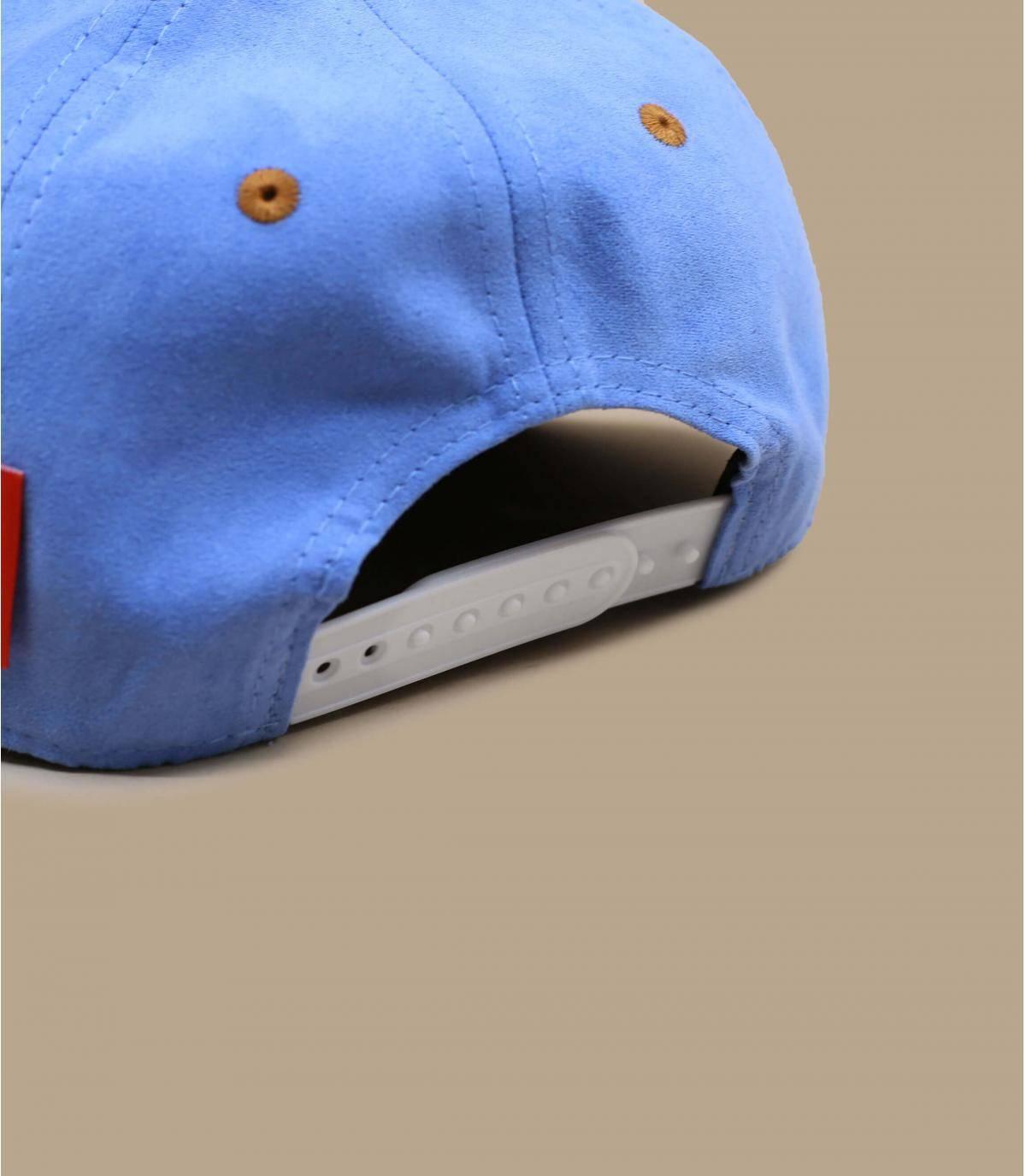 Dettagli Suede cool blue - image 3