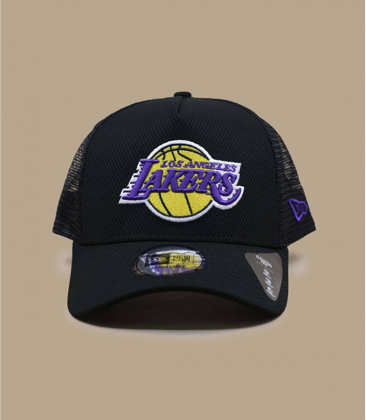 trucker Lakers nero