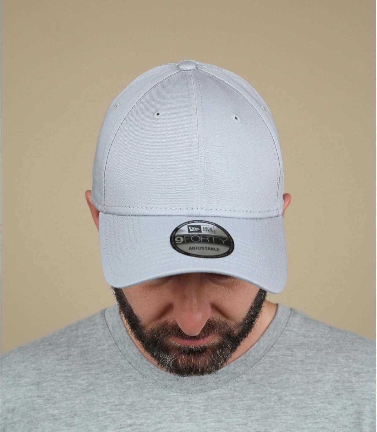 Trucker cap basic grey