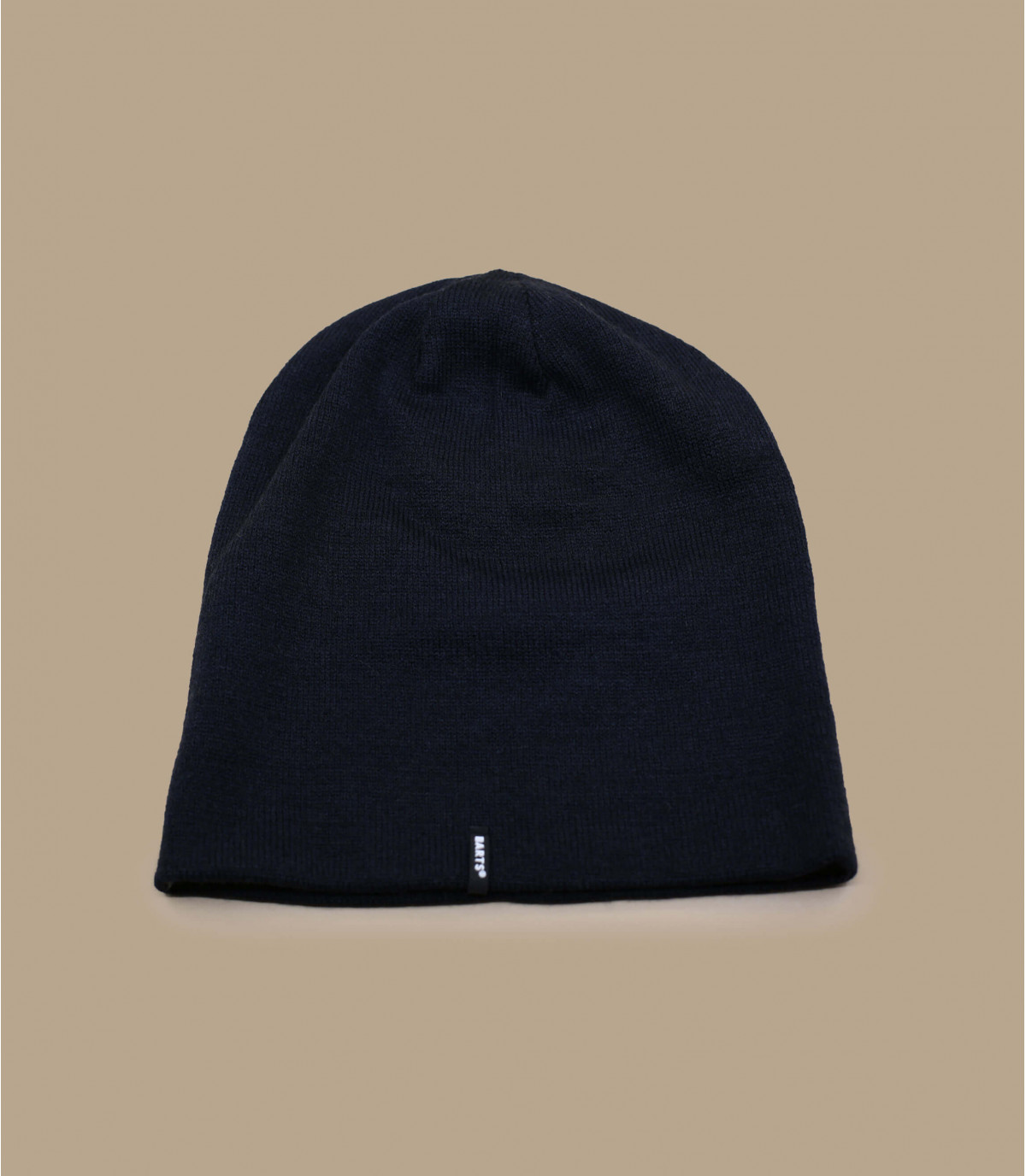 lungo cappello blu