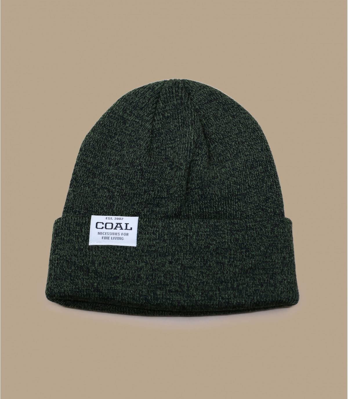 cappello peruviano nero Coal