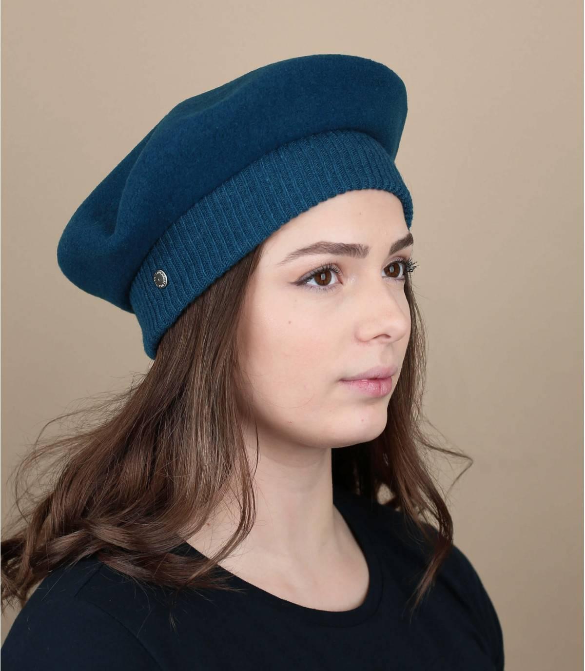 berretto Laulhère blu