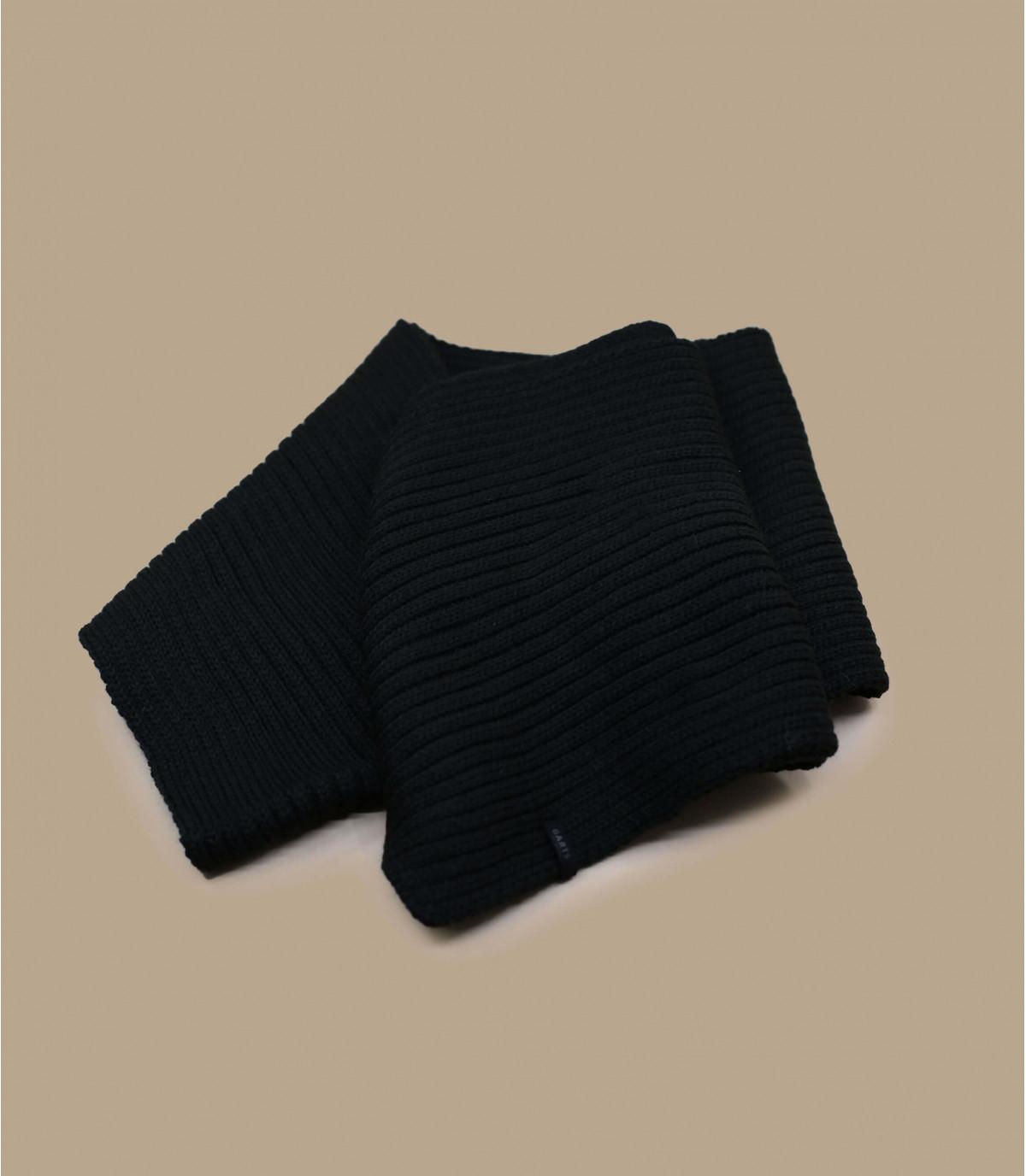 Wilbert sciarpa nero
