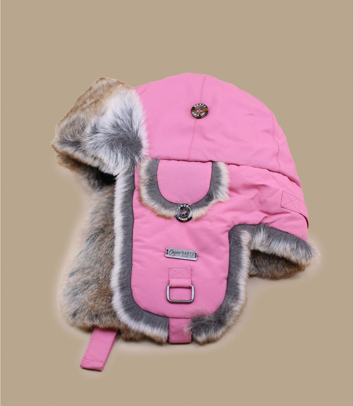 Colbacco rosa bambino