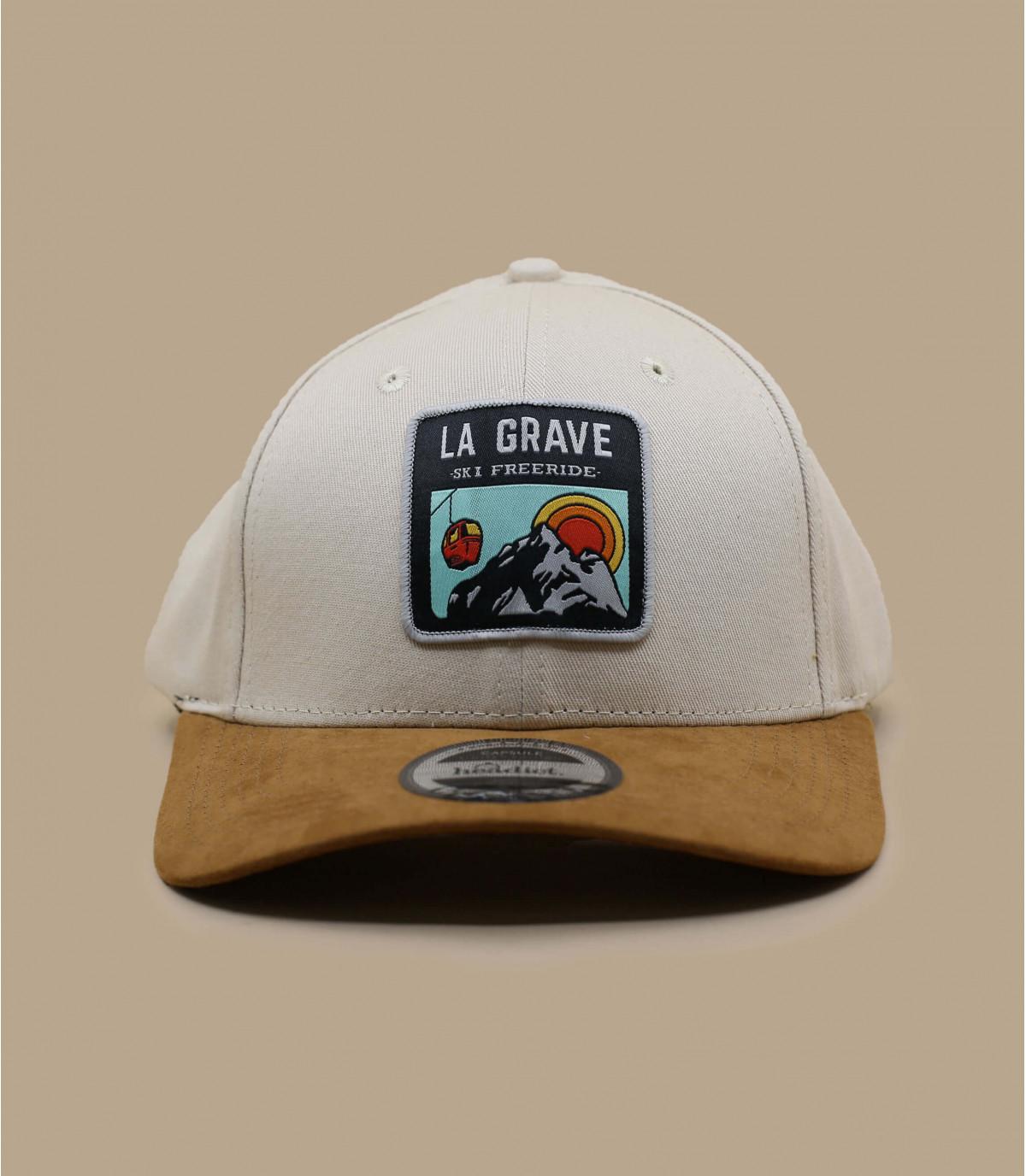 berretto La Grave beige