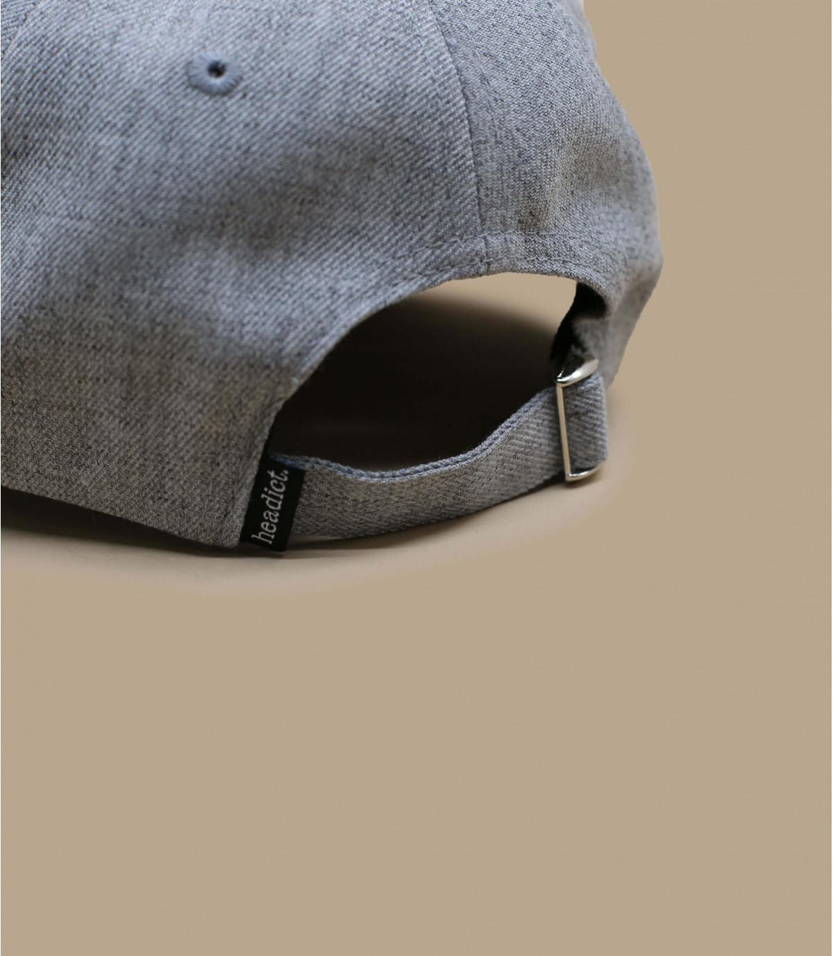 Dettagli Curve Life Is Better grey black - image 3
