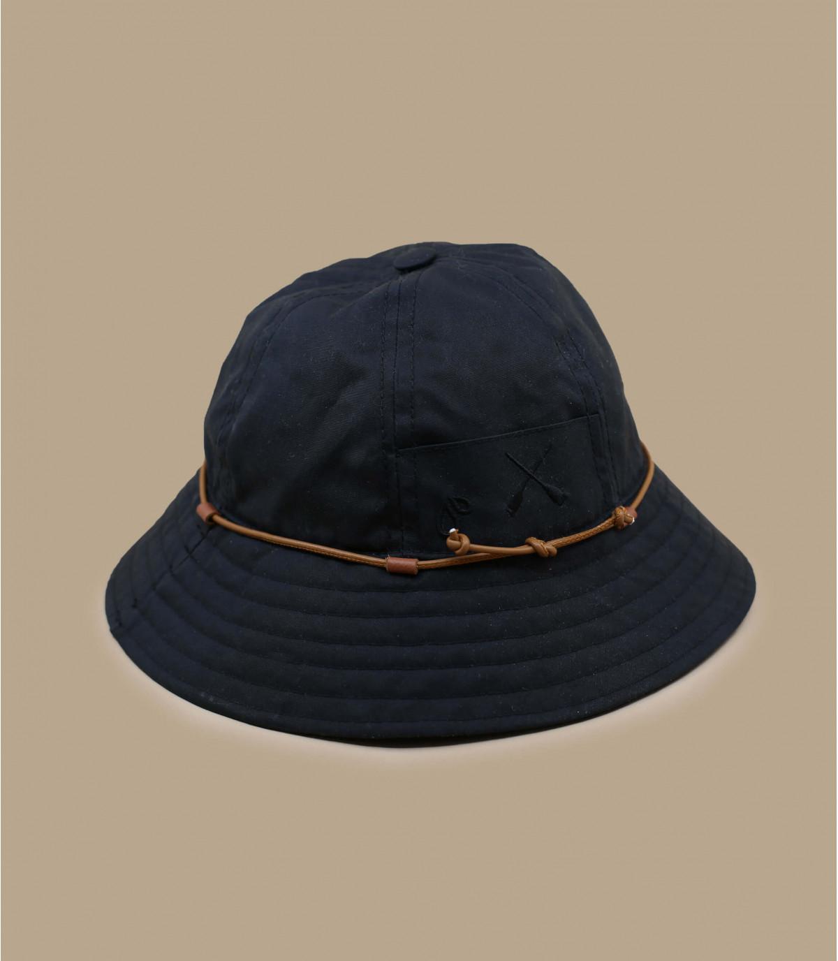 Cappello da pioggia in Béton Ciré