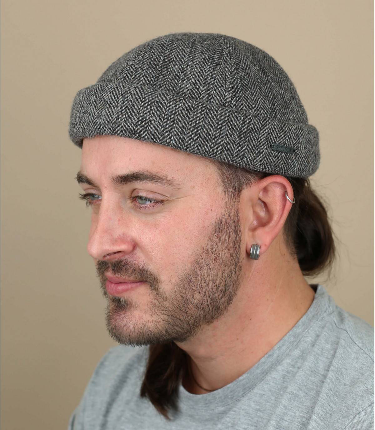 berretto docker lana
