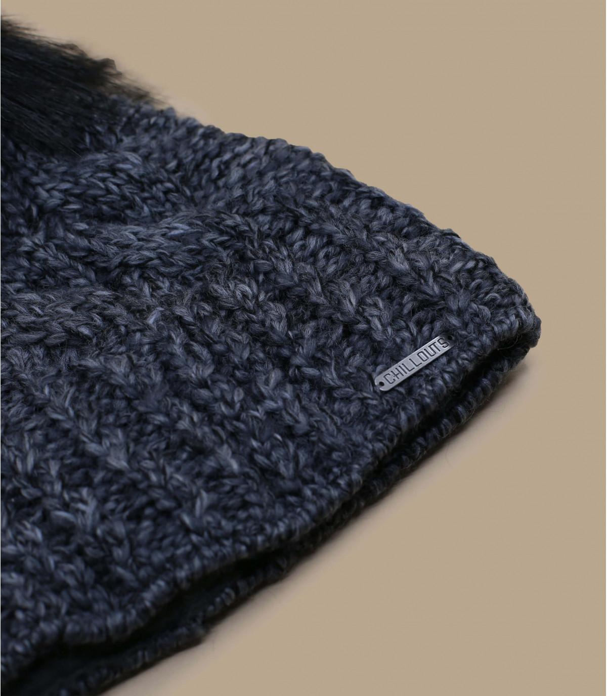 lana grigia cap nappa