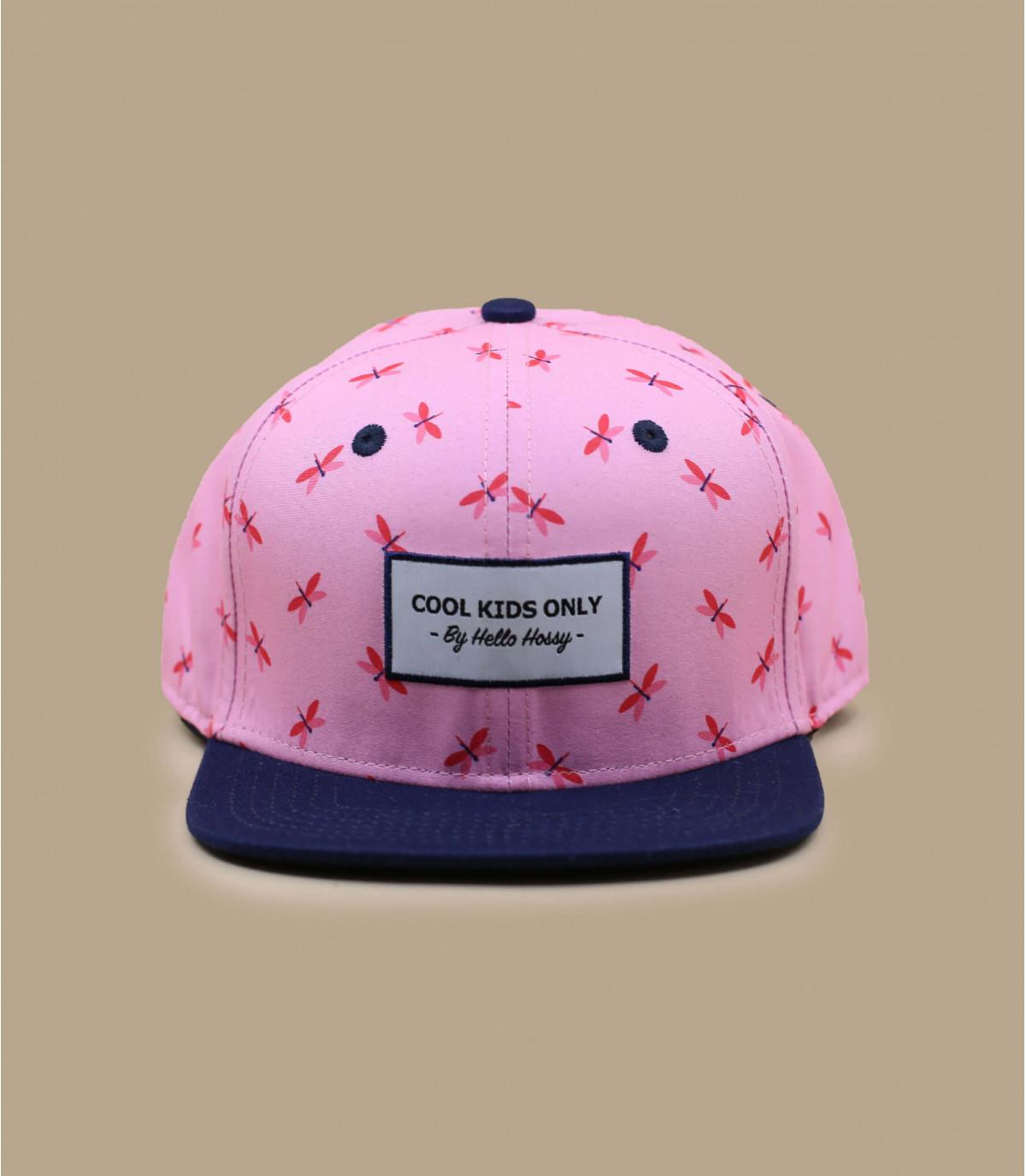 cappello libellula bambino