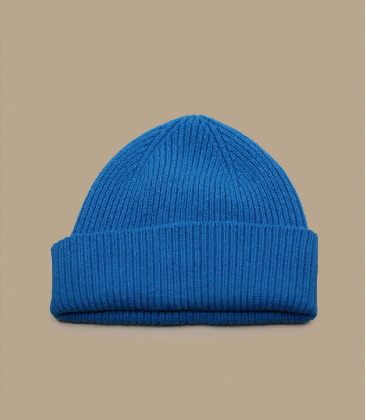 Cappello da marinaio blu Mackie