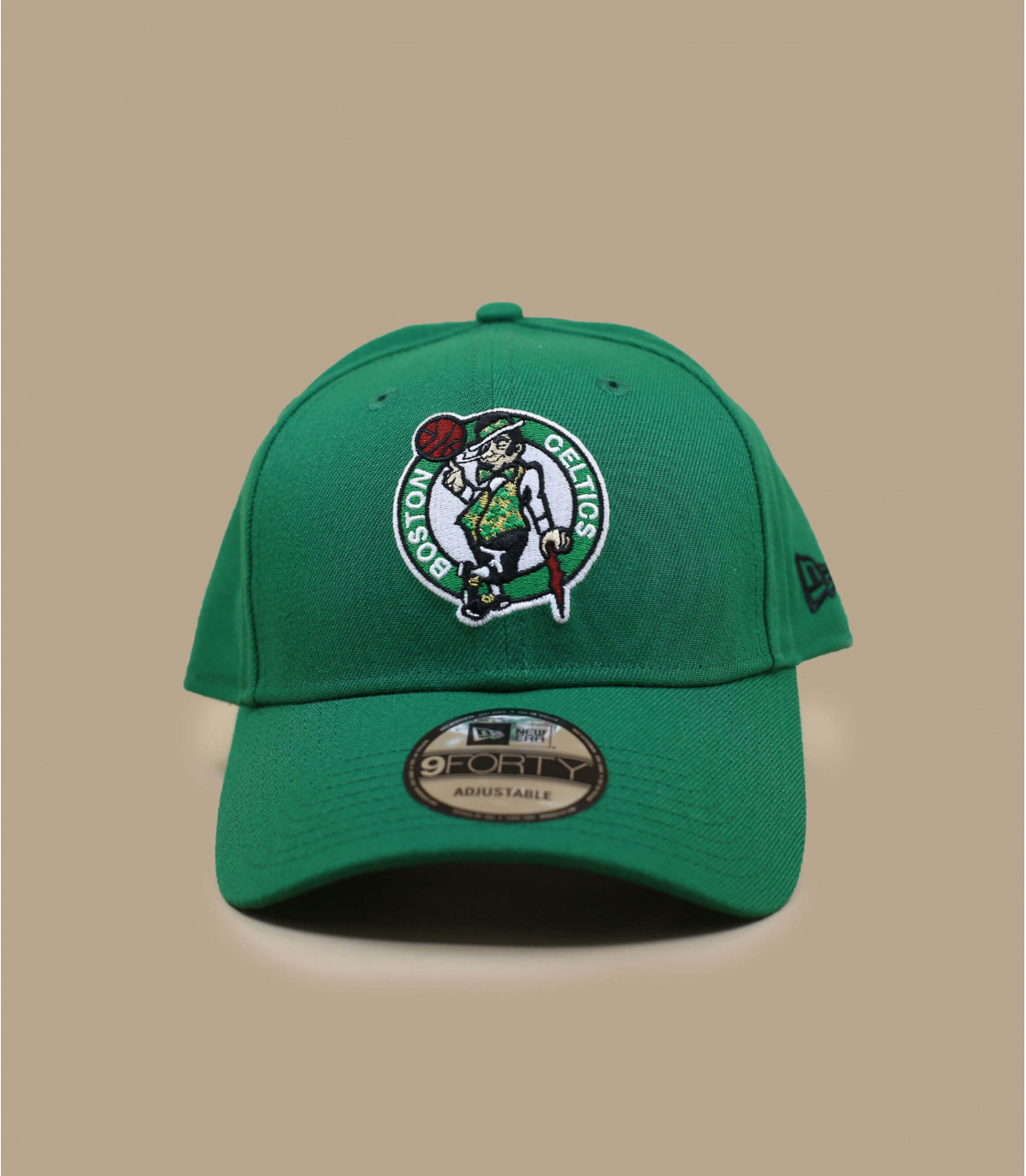 Celtics curva tappo verde