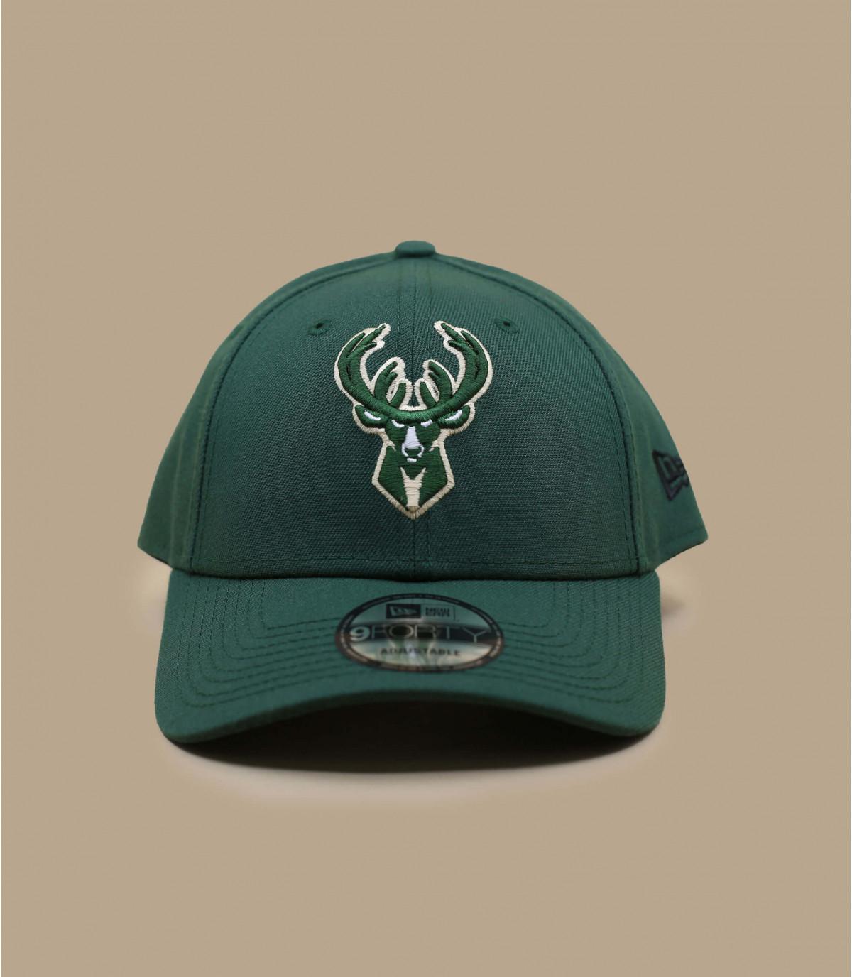 Bucks curva tappo verde
