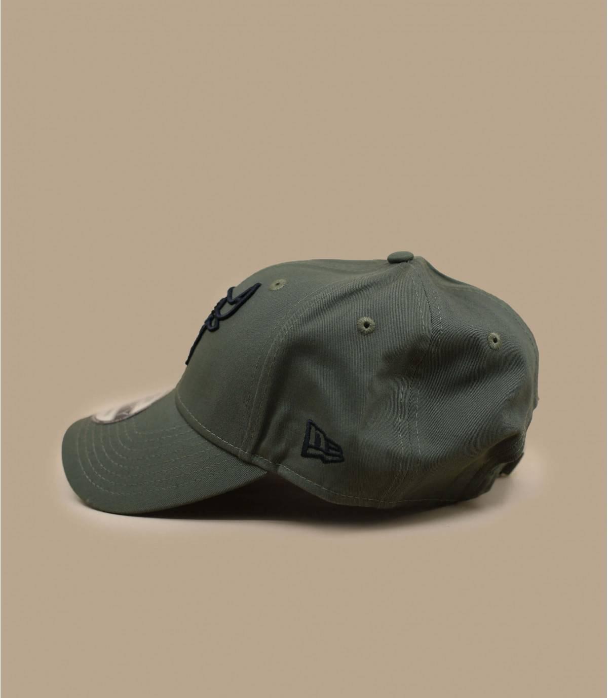 cappellino tori verde oliva