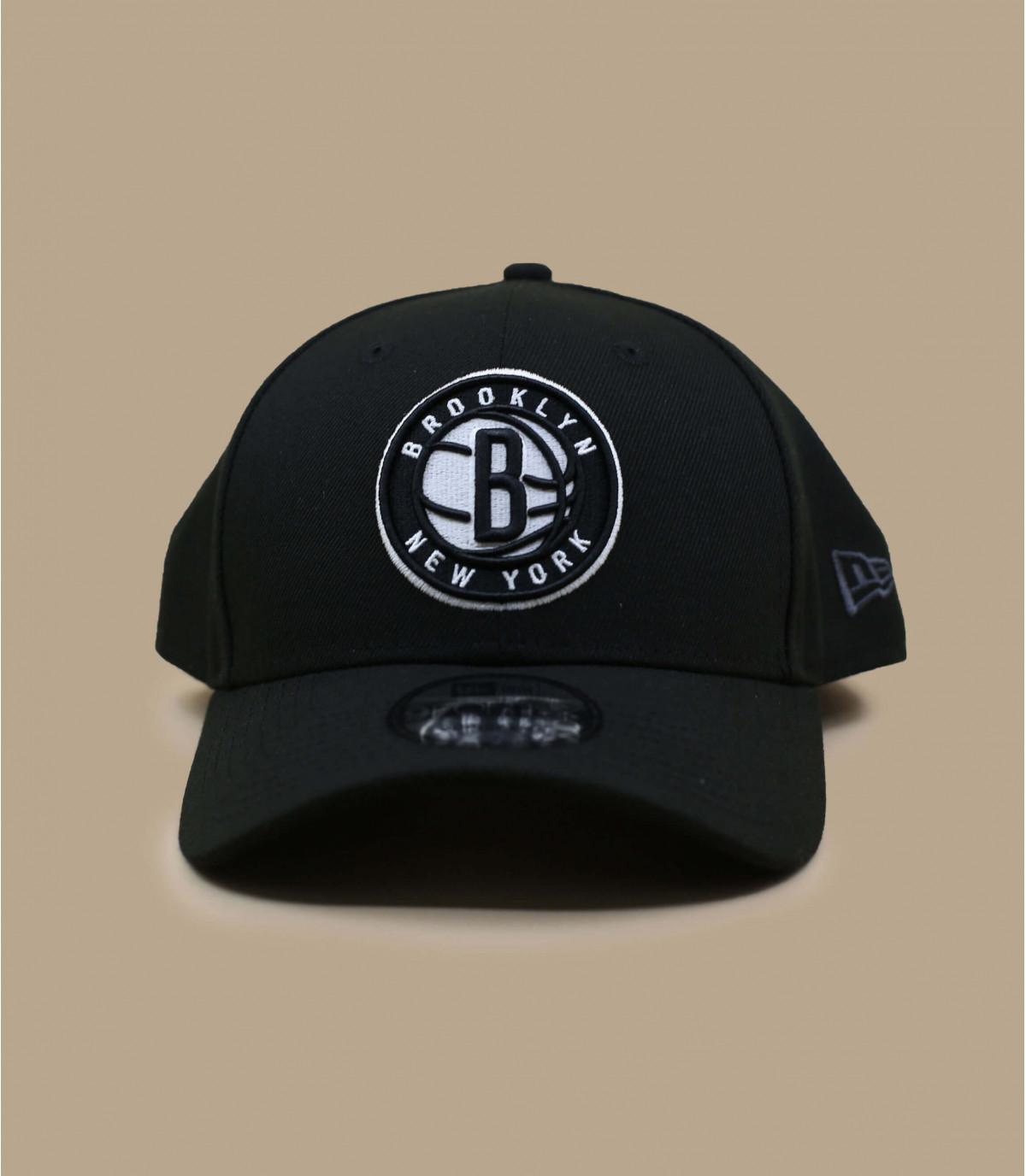 Cap curva nera Nets NBA